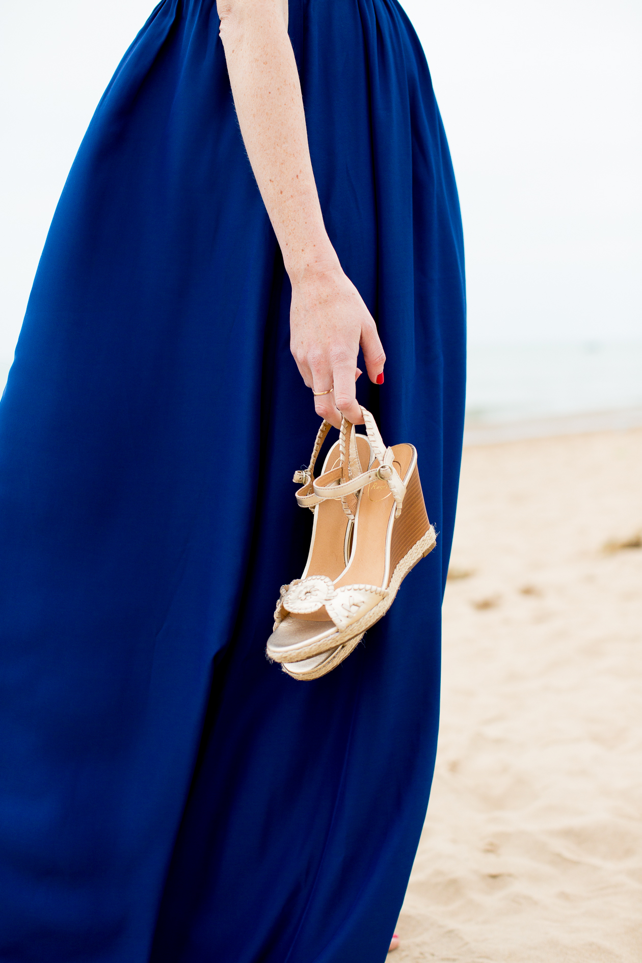 Nordstrom Felicity & Coco Woven Maxi Dress-23