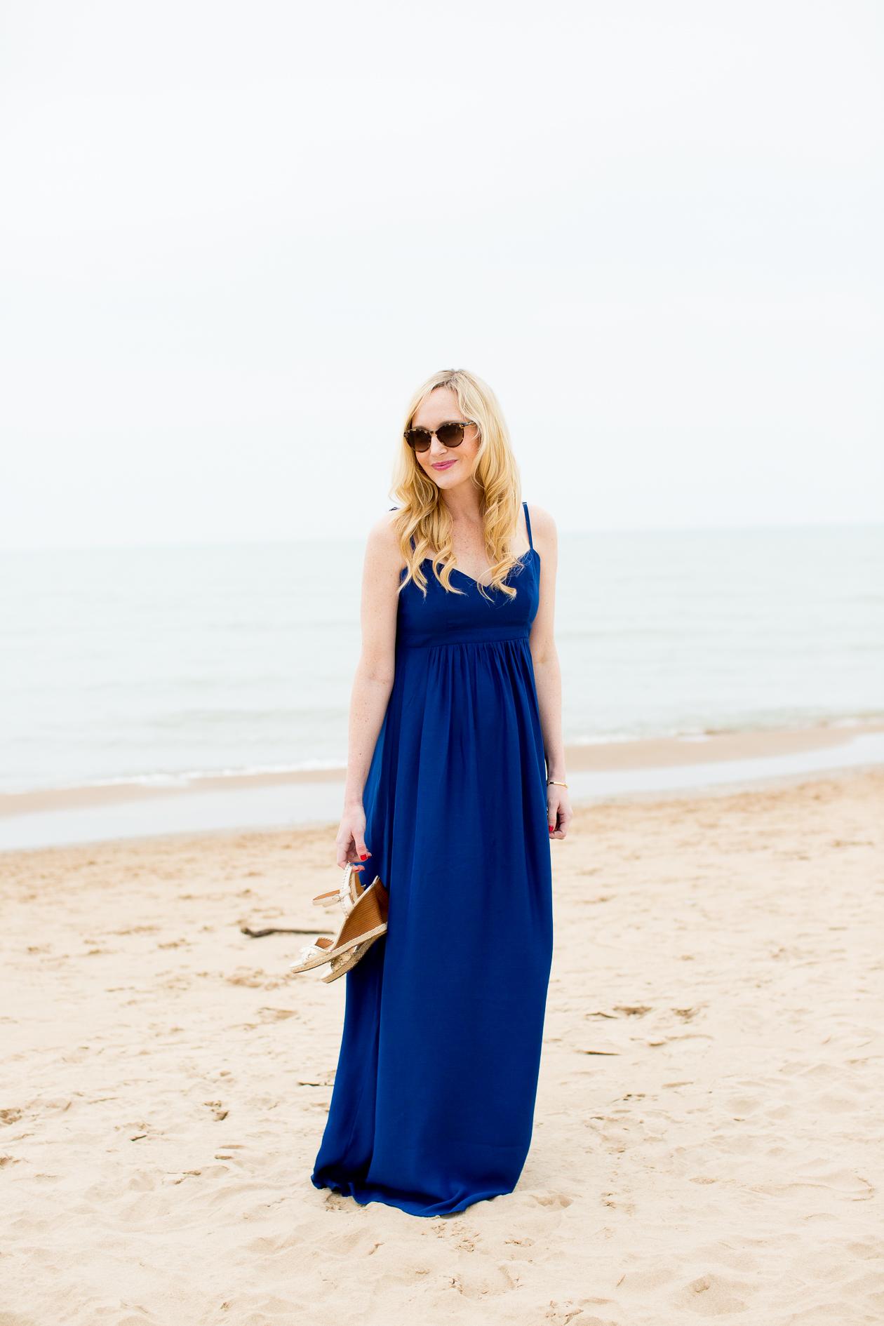 Nordstrom Felicity & Coco Woven Maxi Dress-6