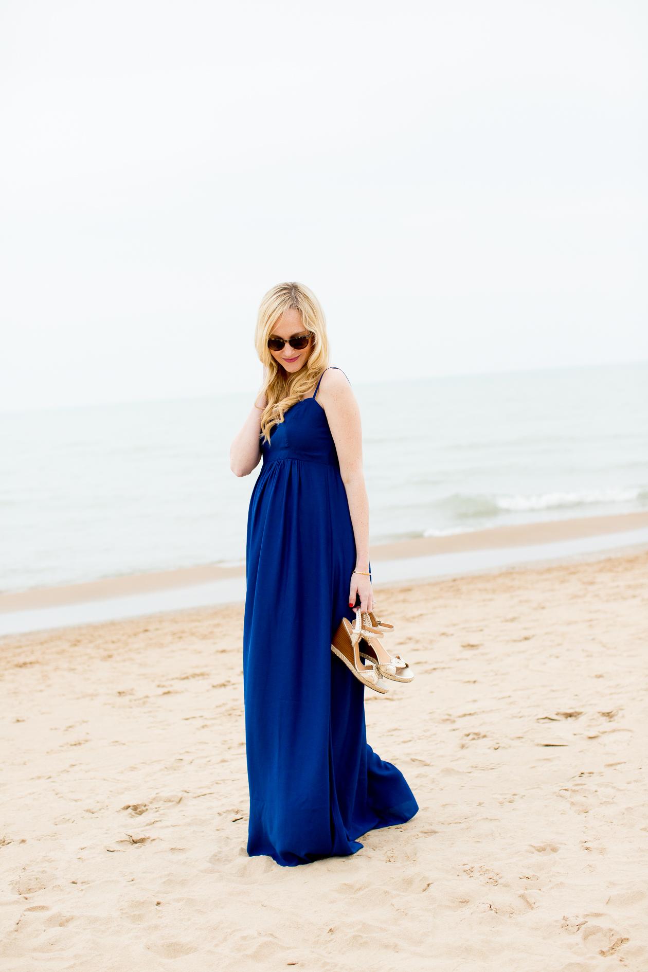 Nordstrom Felicity & Coco Woven Maxi Dress-8