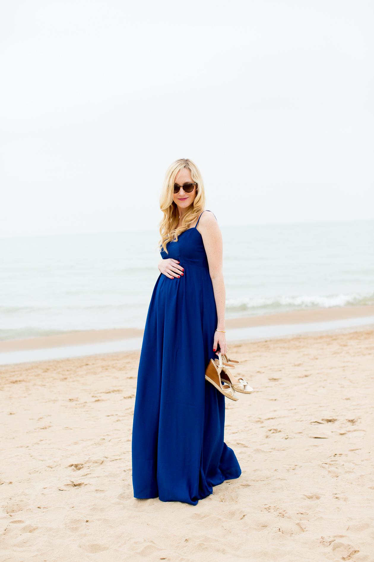 Nordstrom Felicity & Coco Woven Maxi Dress-9