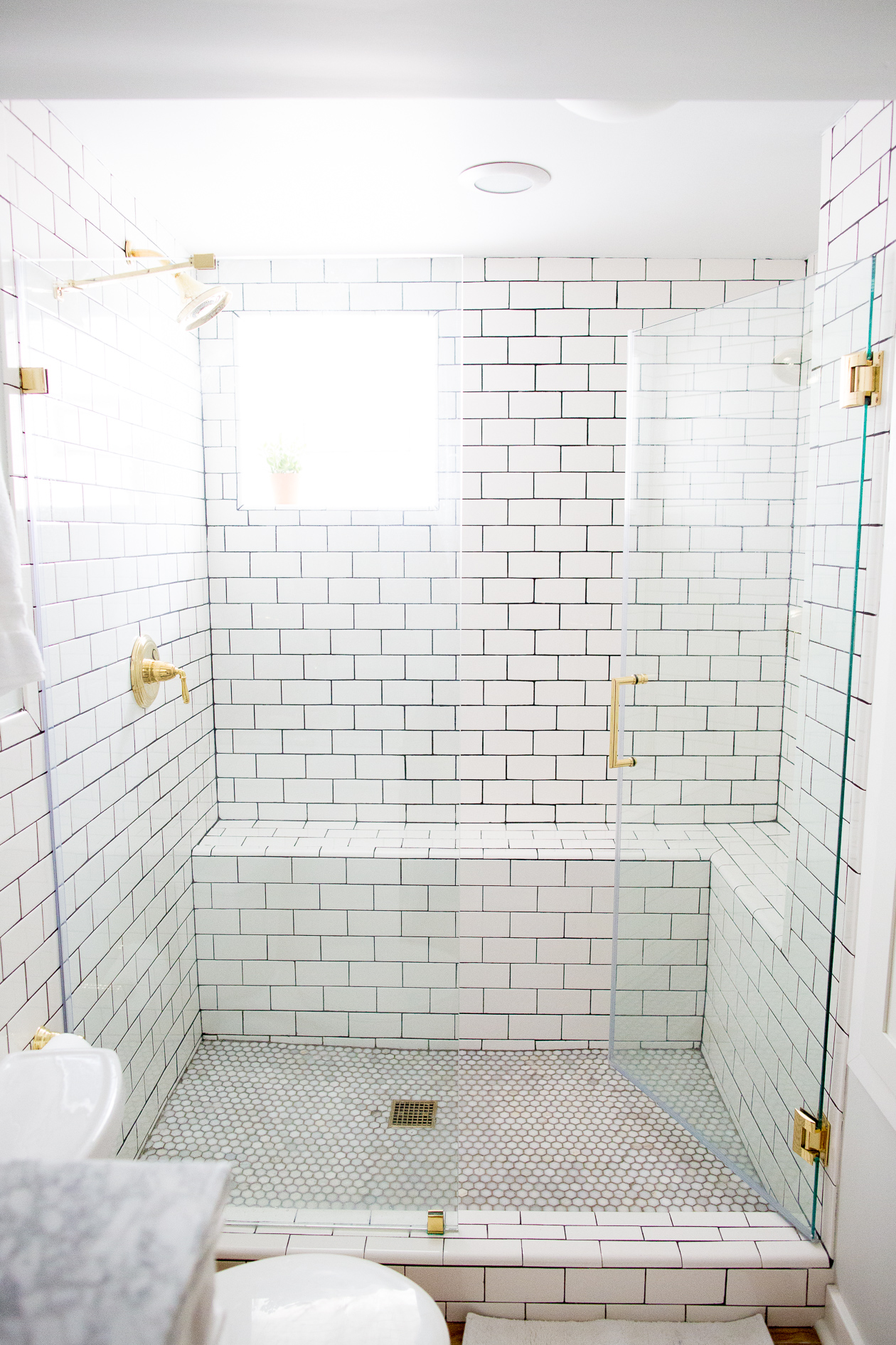 The Reality Of A Gut Bathroom Renovation Kelly In The City - Materials for bathroom renovation