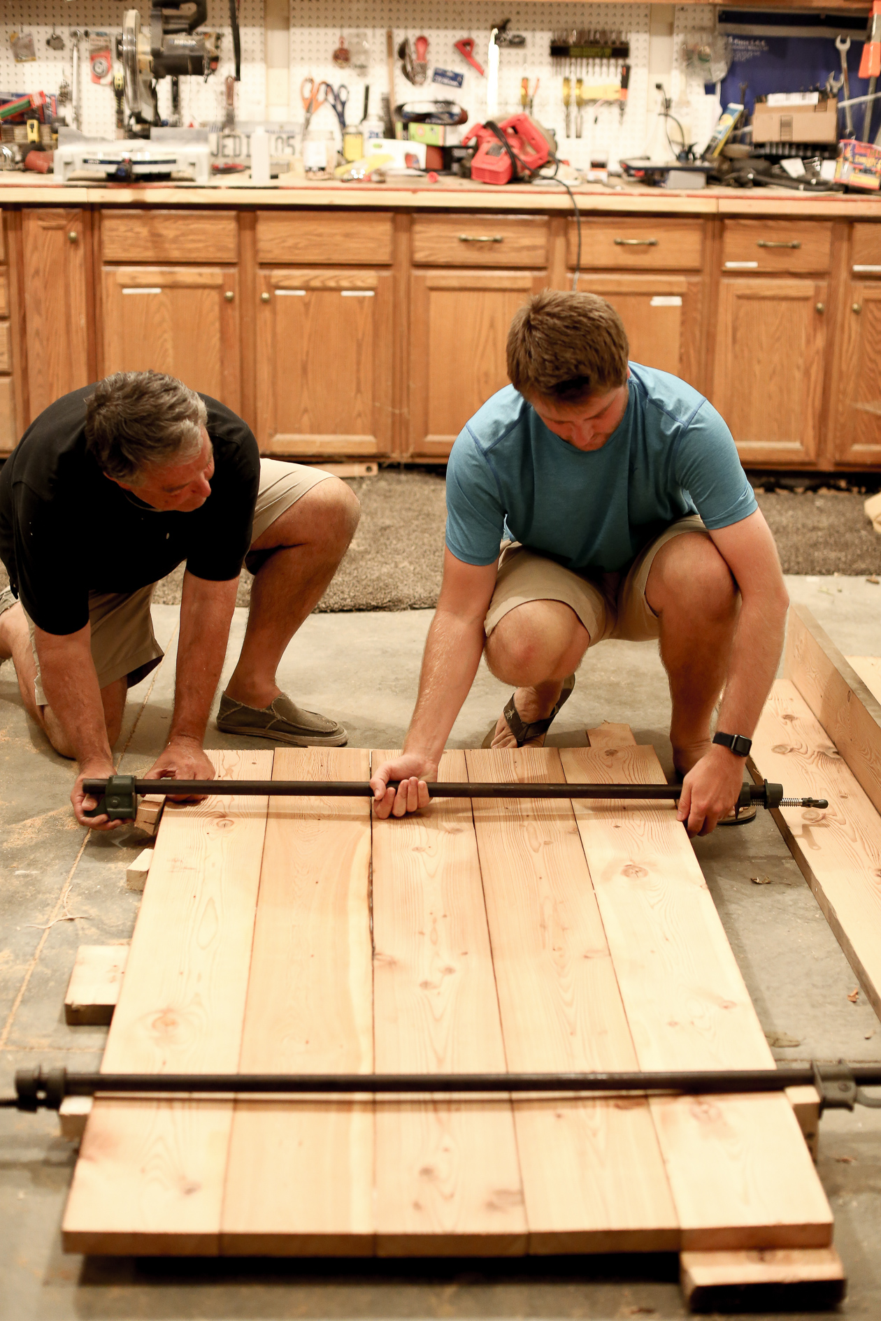 How to Build a Farmhouse Table-21
