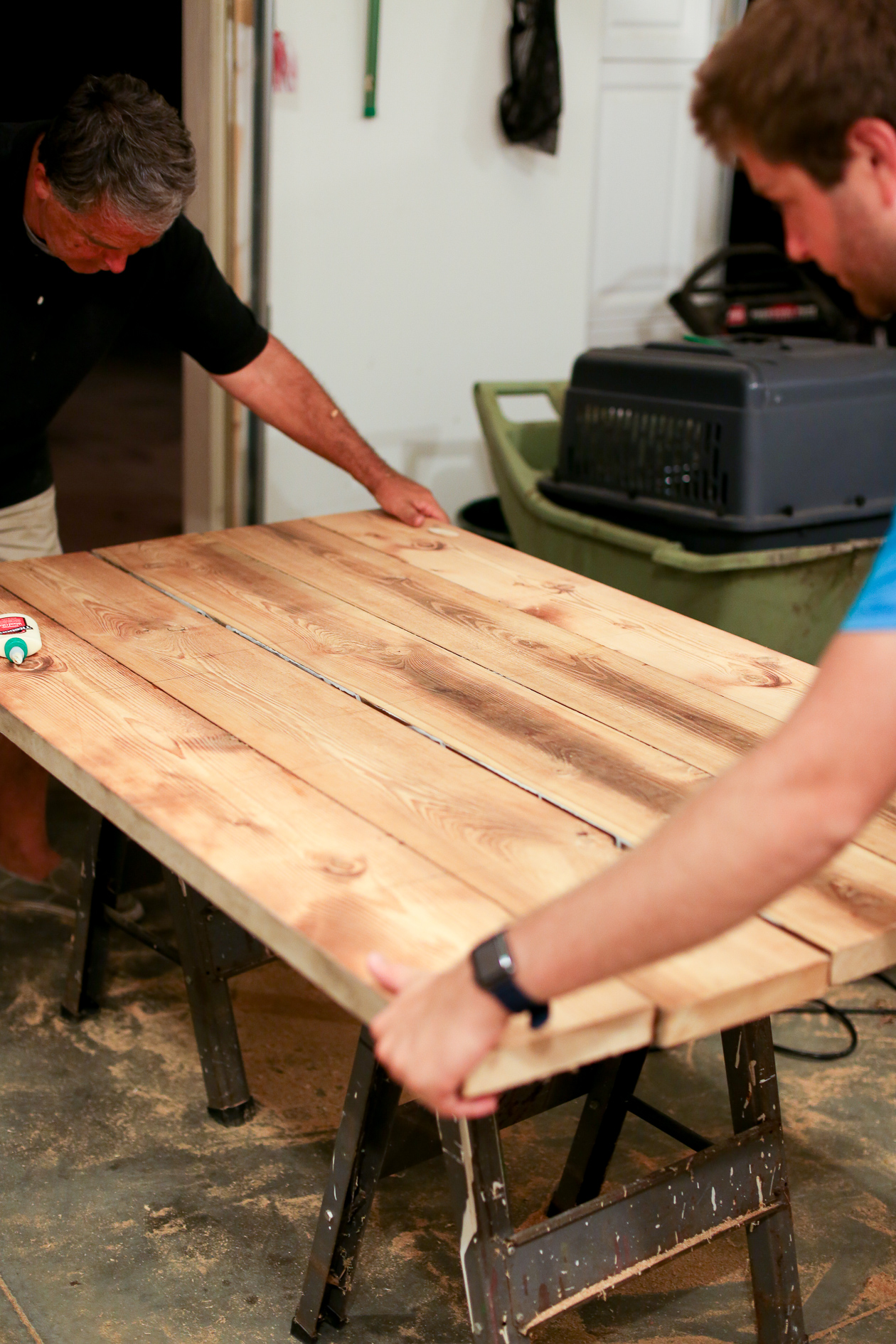 How to Build a Farmhouse Table-33