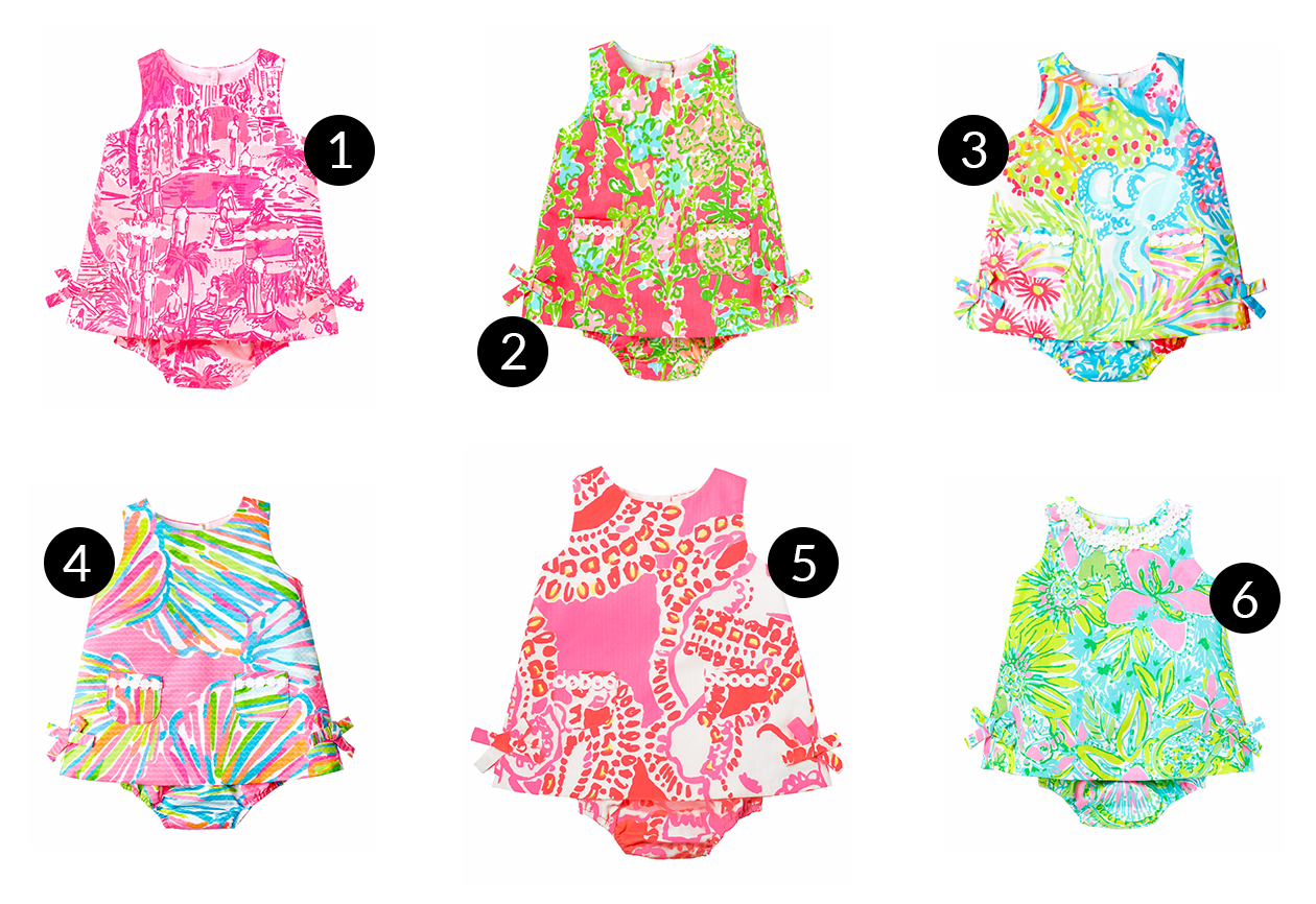Lilly Pulitzer Baby