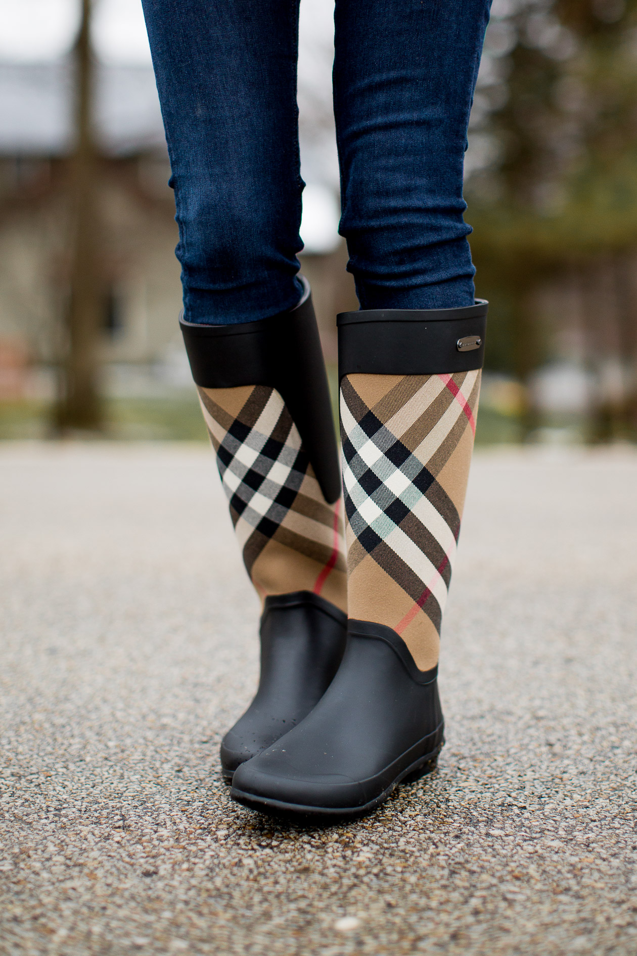 Burberry Rainboots-34