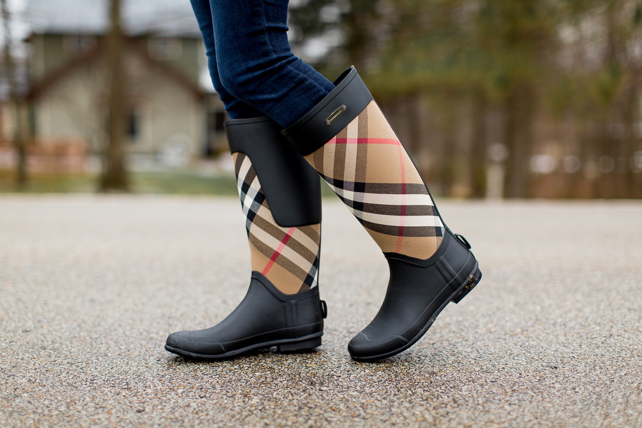 Burberry Rainboots-37
