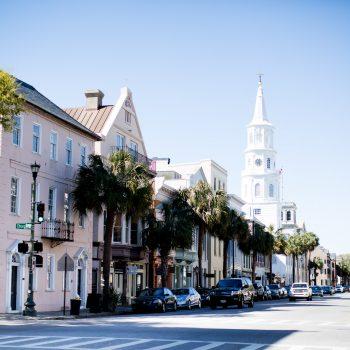 Girls' Trip to Charleston