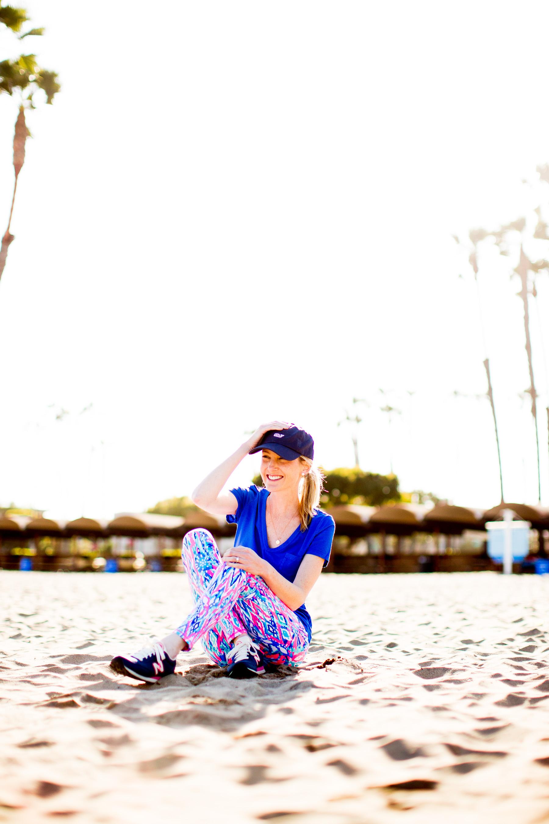 Lilly Pulitzer Luxletic Weekender Legging