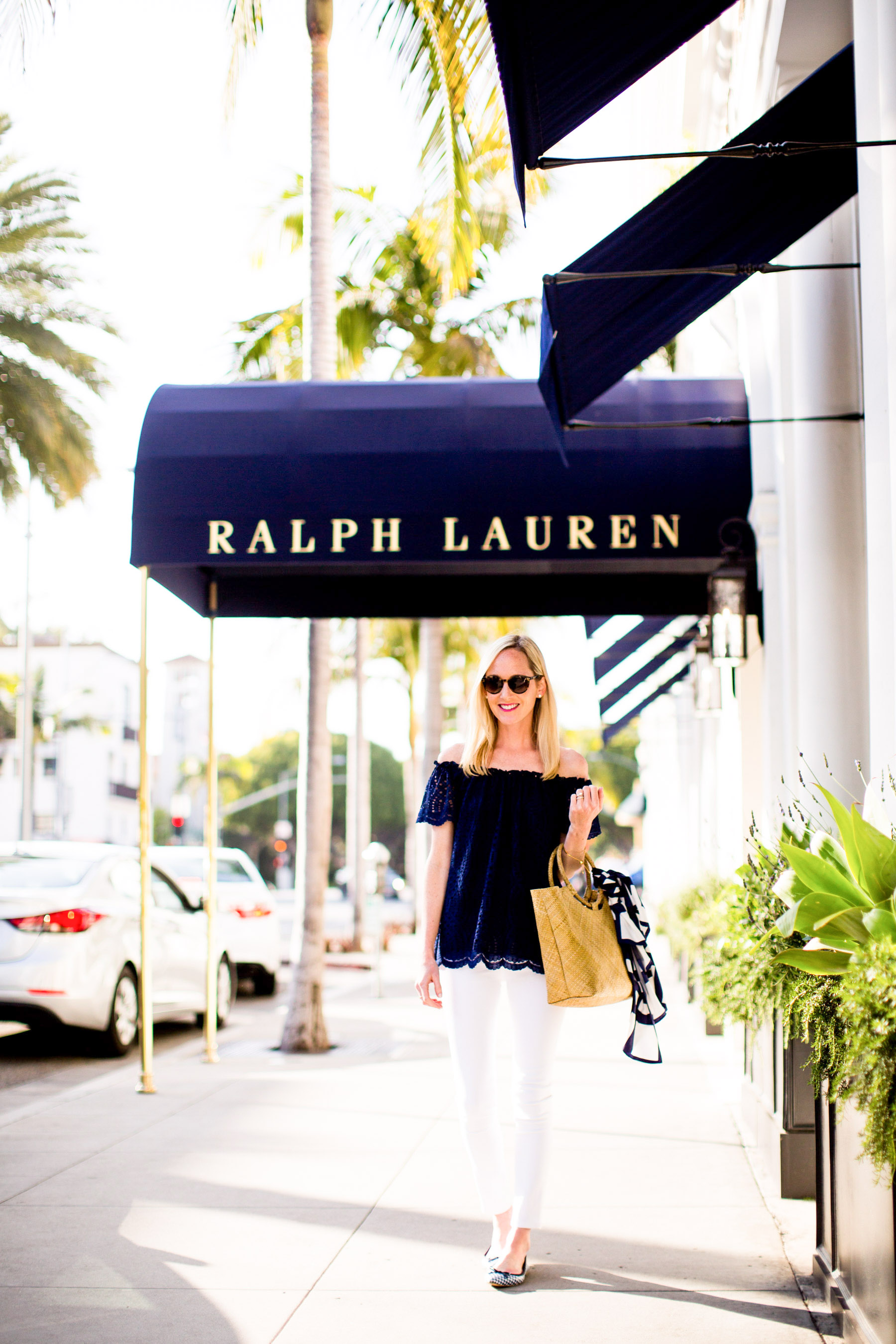 Rodeo Drive Kelly in the City