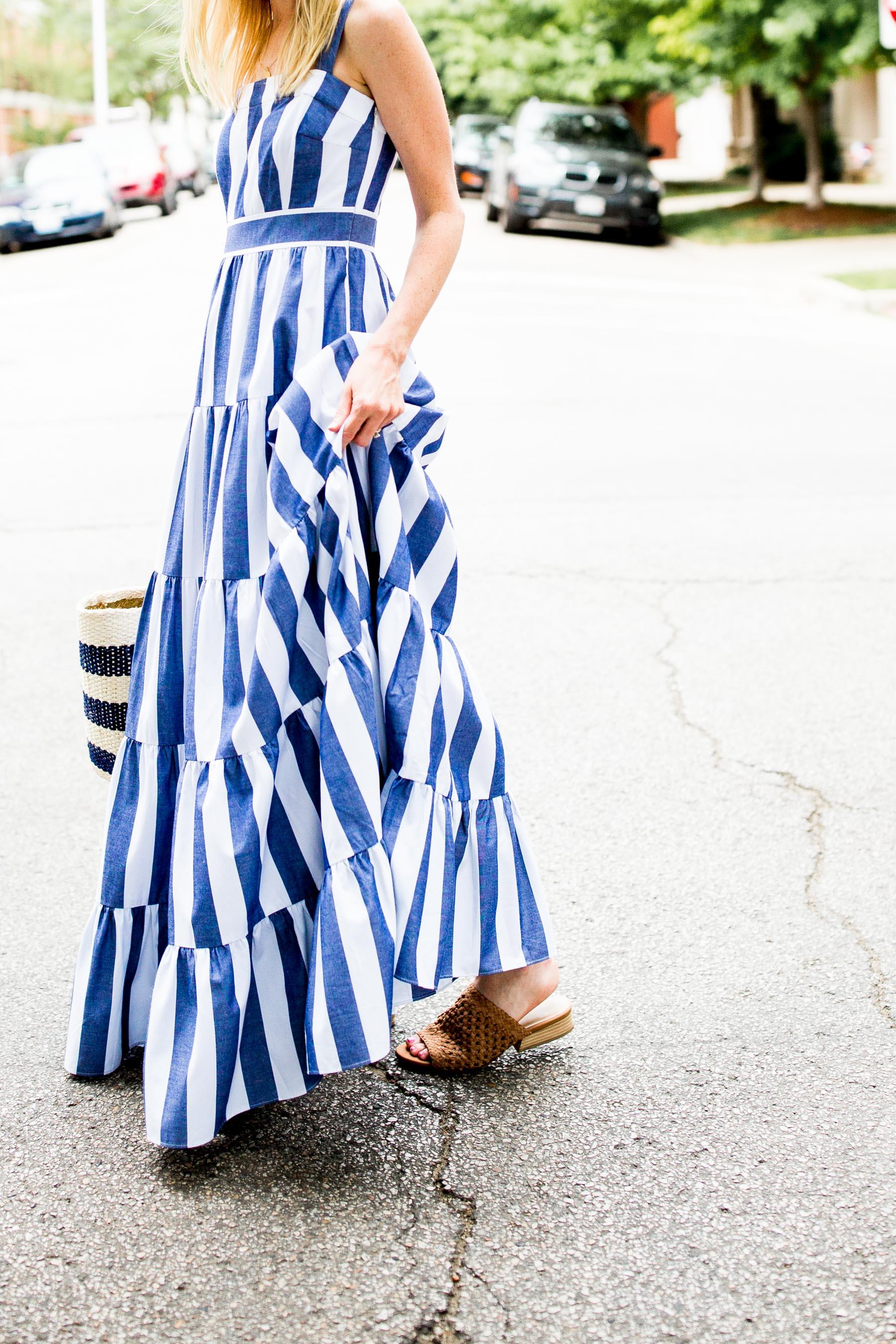 c63f4a06b67 Shop the post  Tiered Maxi Dress ...
