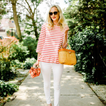 Five Favorite Striped Tees