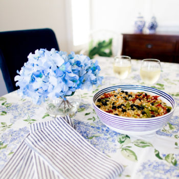Cookin' with Mitch: Sun-Dried Tomato & Blueberry Couscous