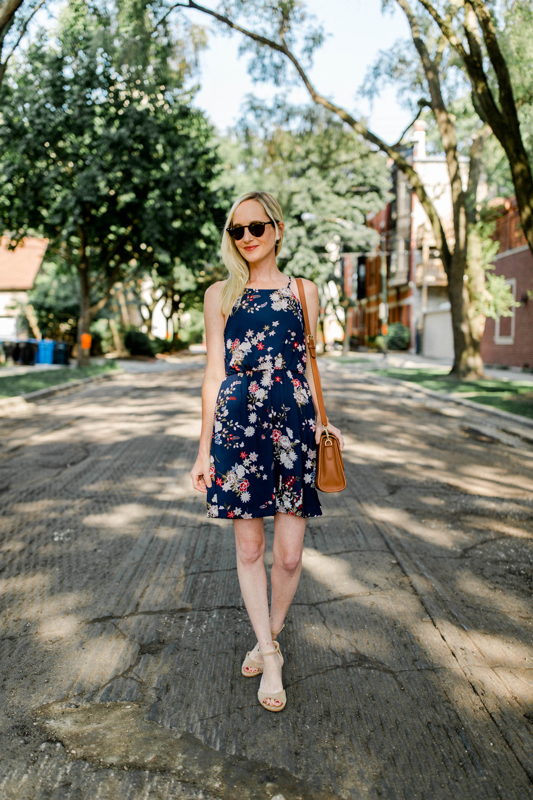 Kelly in the City Preppy Dress For Any Season