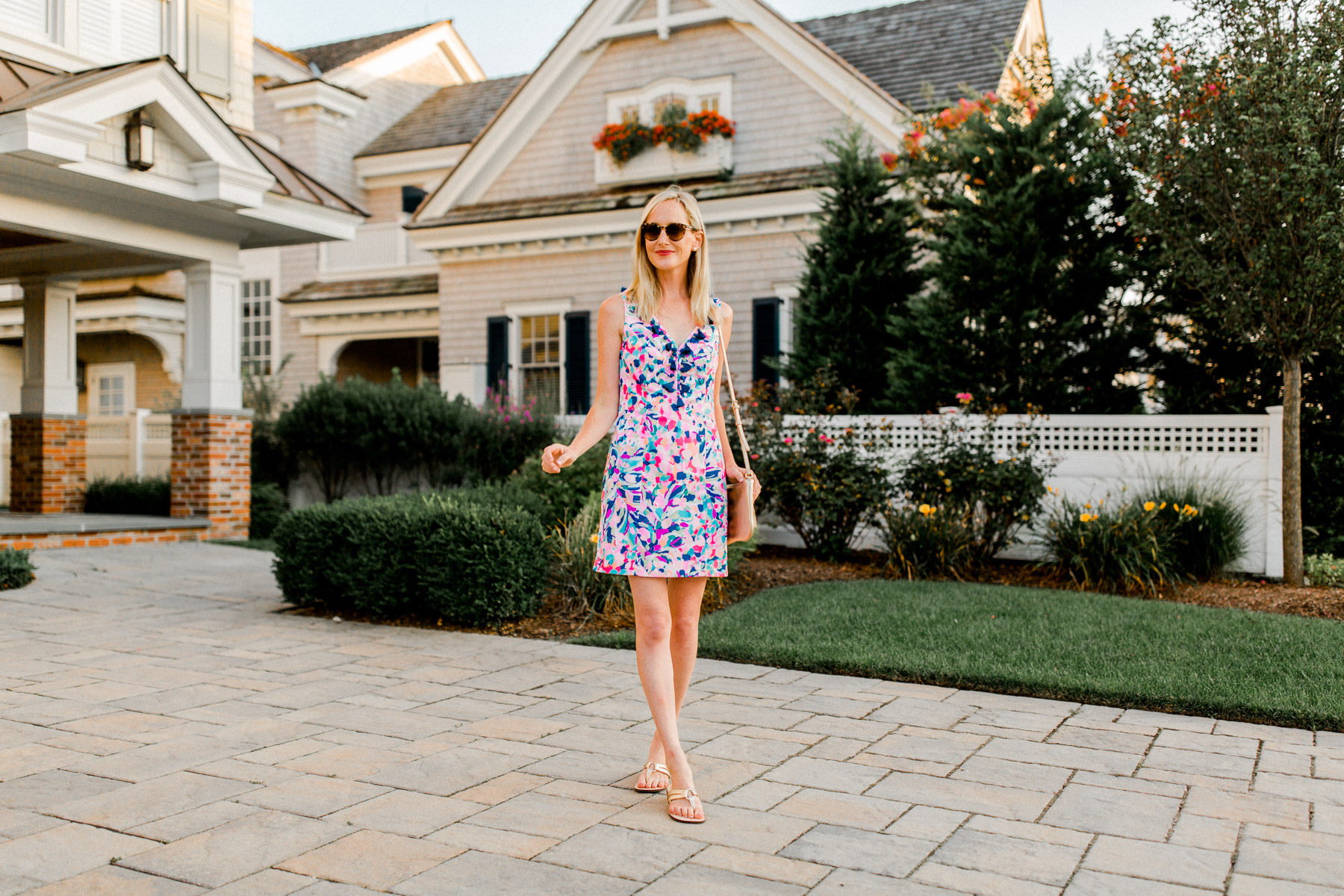 Lilly Pulitzer Cabrey Shift Dress | Kelly in the City