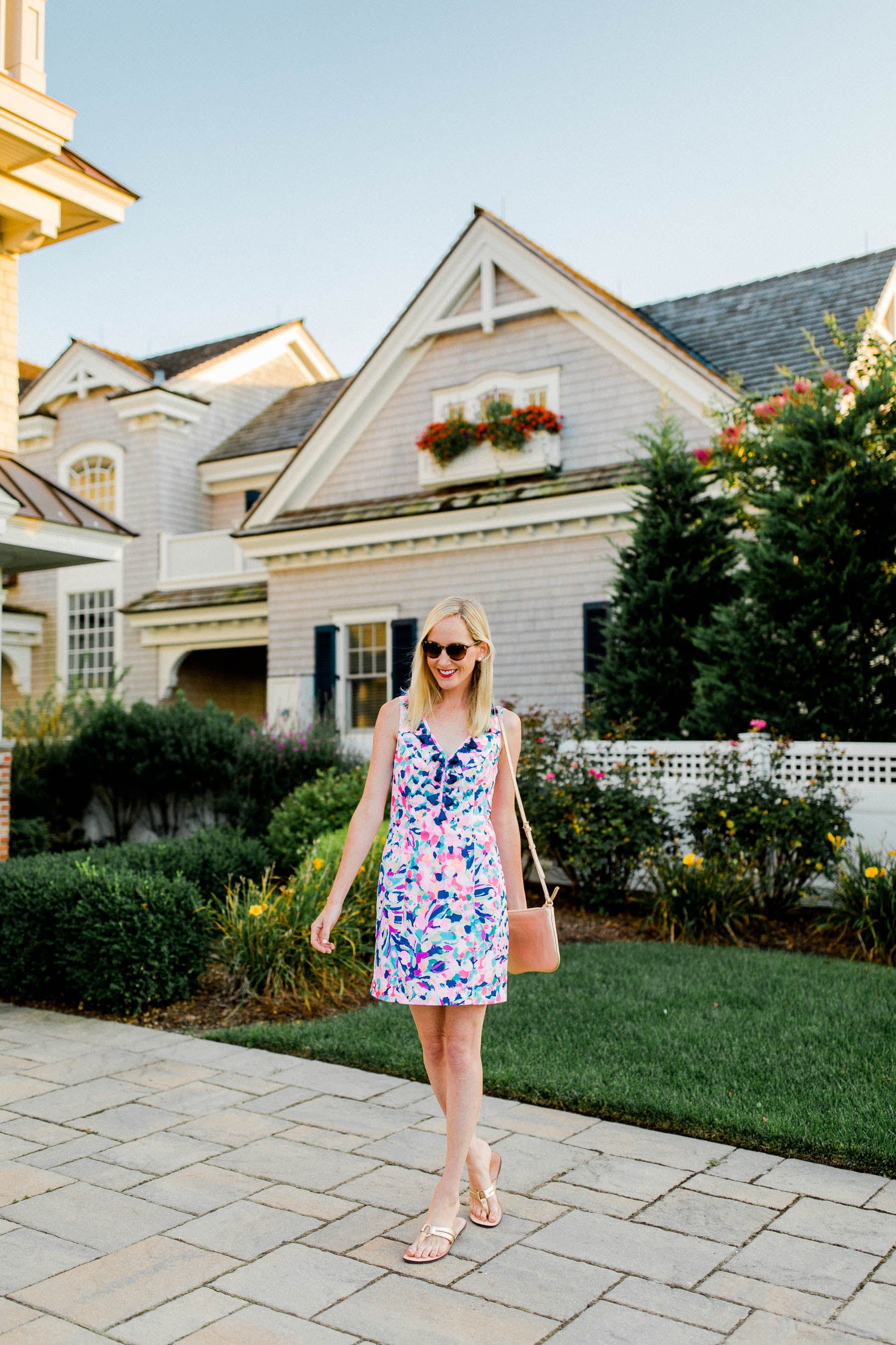 Lilly Pulitzer Dress | Kelly in the City