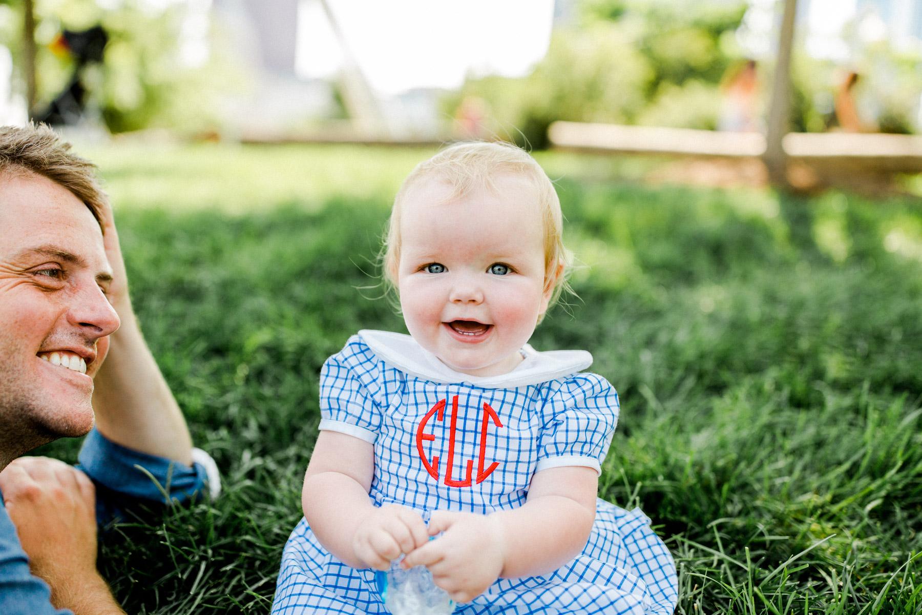 Preppy baby style