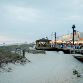 What a Jersey Boardwalk is Like