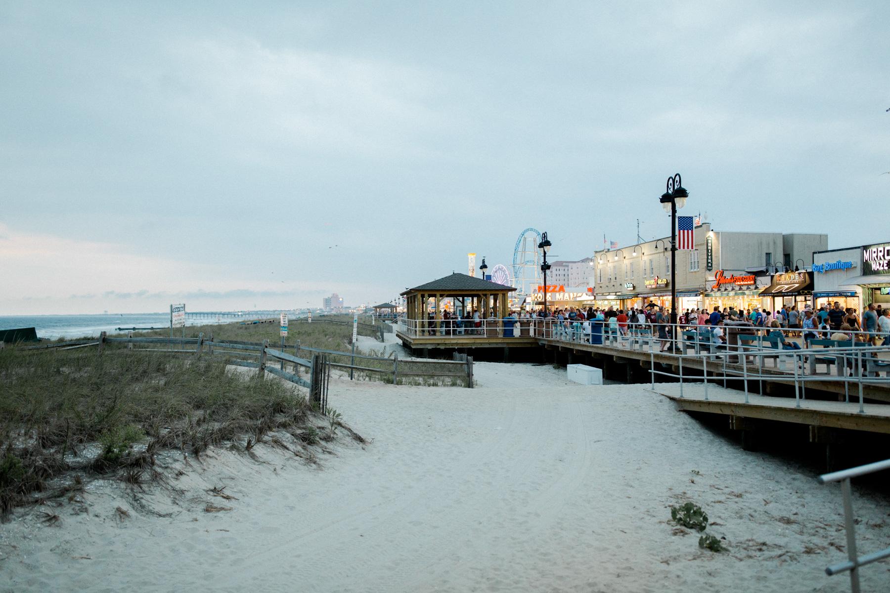 What a Jersey Boardwalk is Like - Kelly in the City