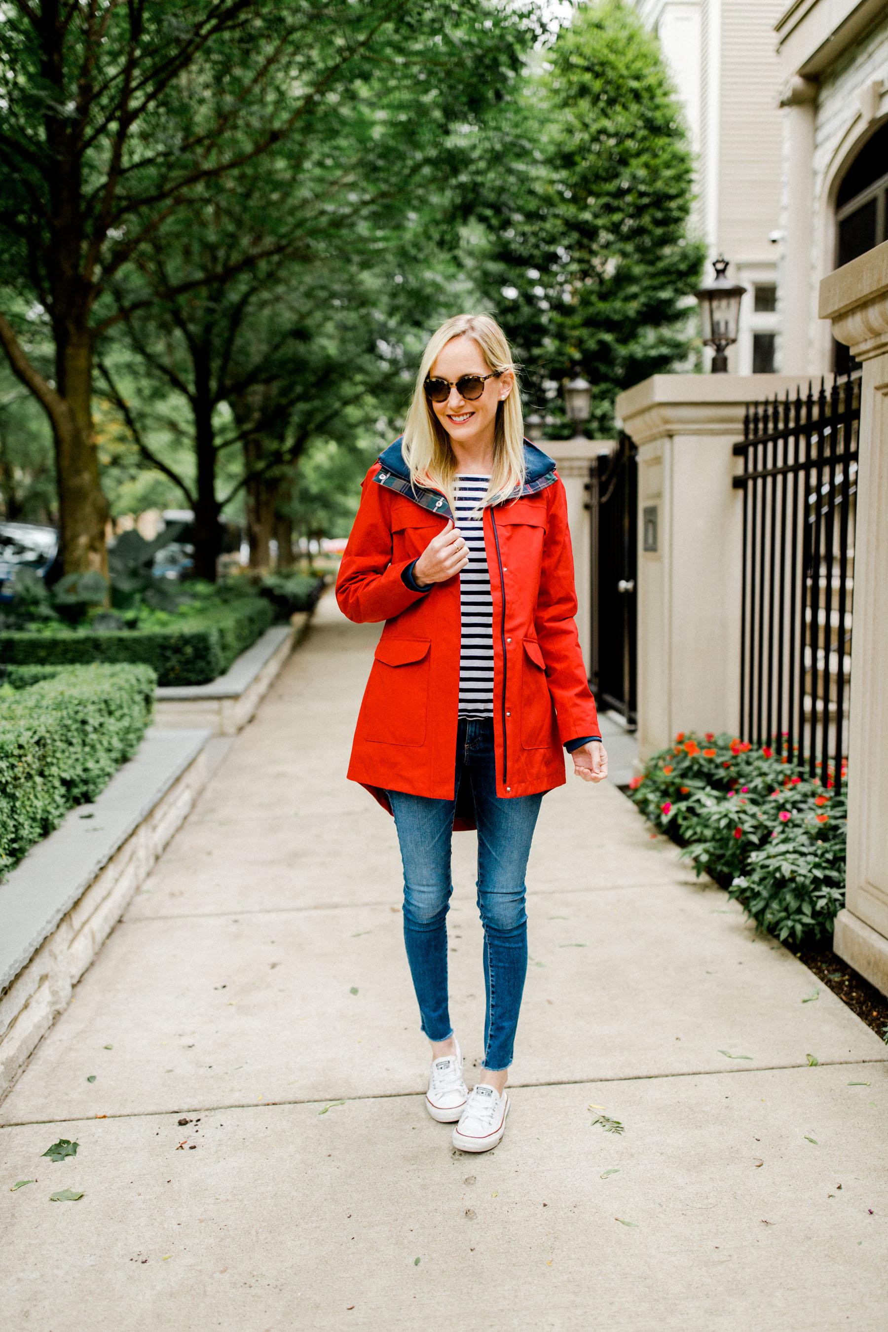 Pendleton Jacket / AG Jeans