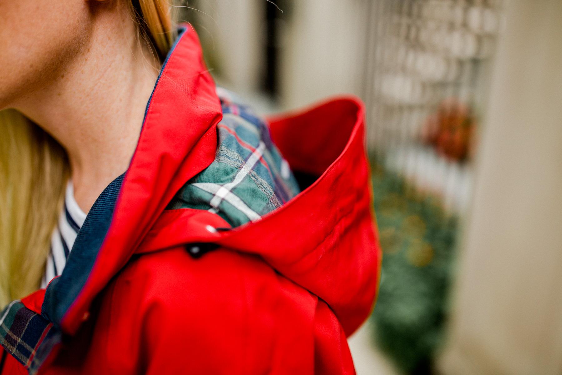 Pendleton Jacket (On sale!)
