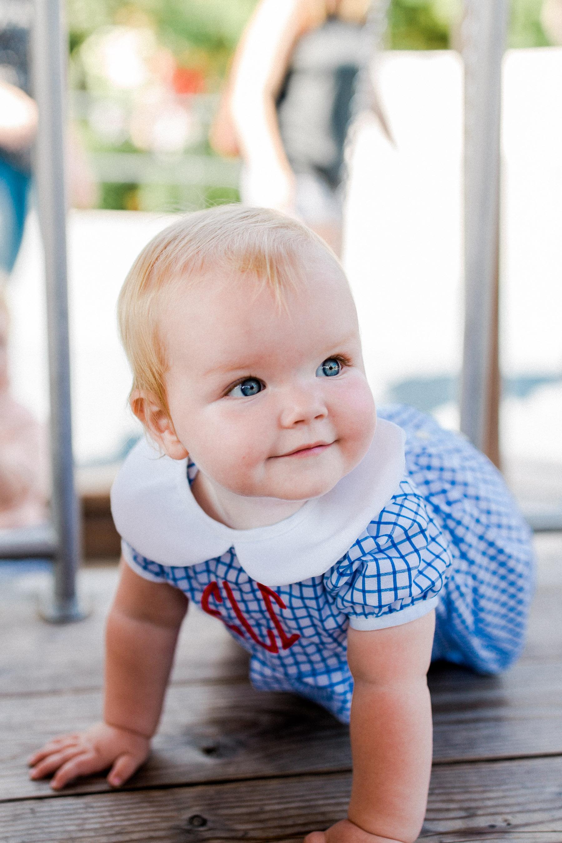 Emma Larkin baby pictures