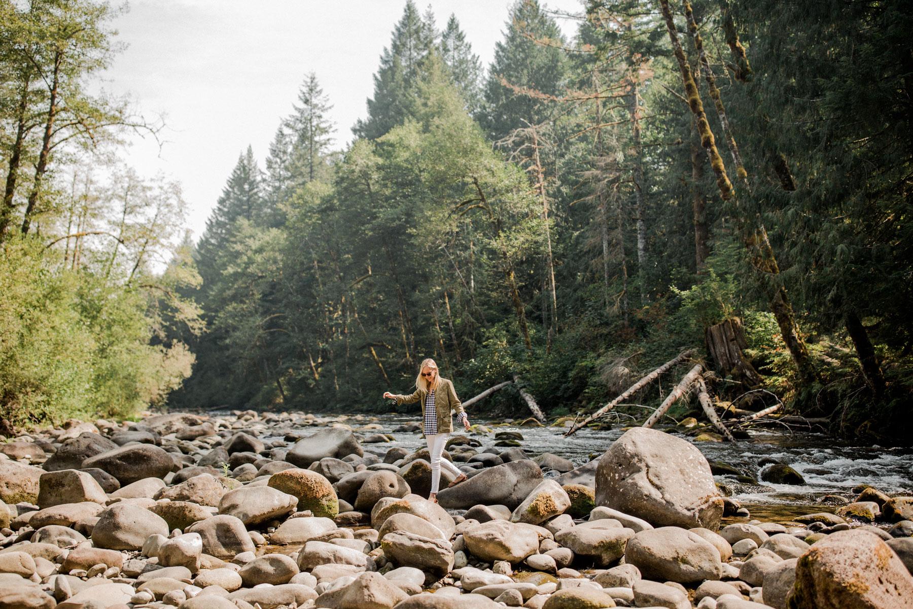 Kelly in Mount Hood, Oregon | Kelly in the City
