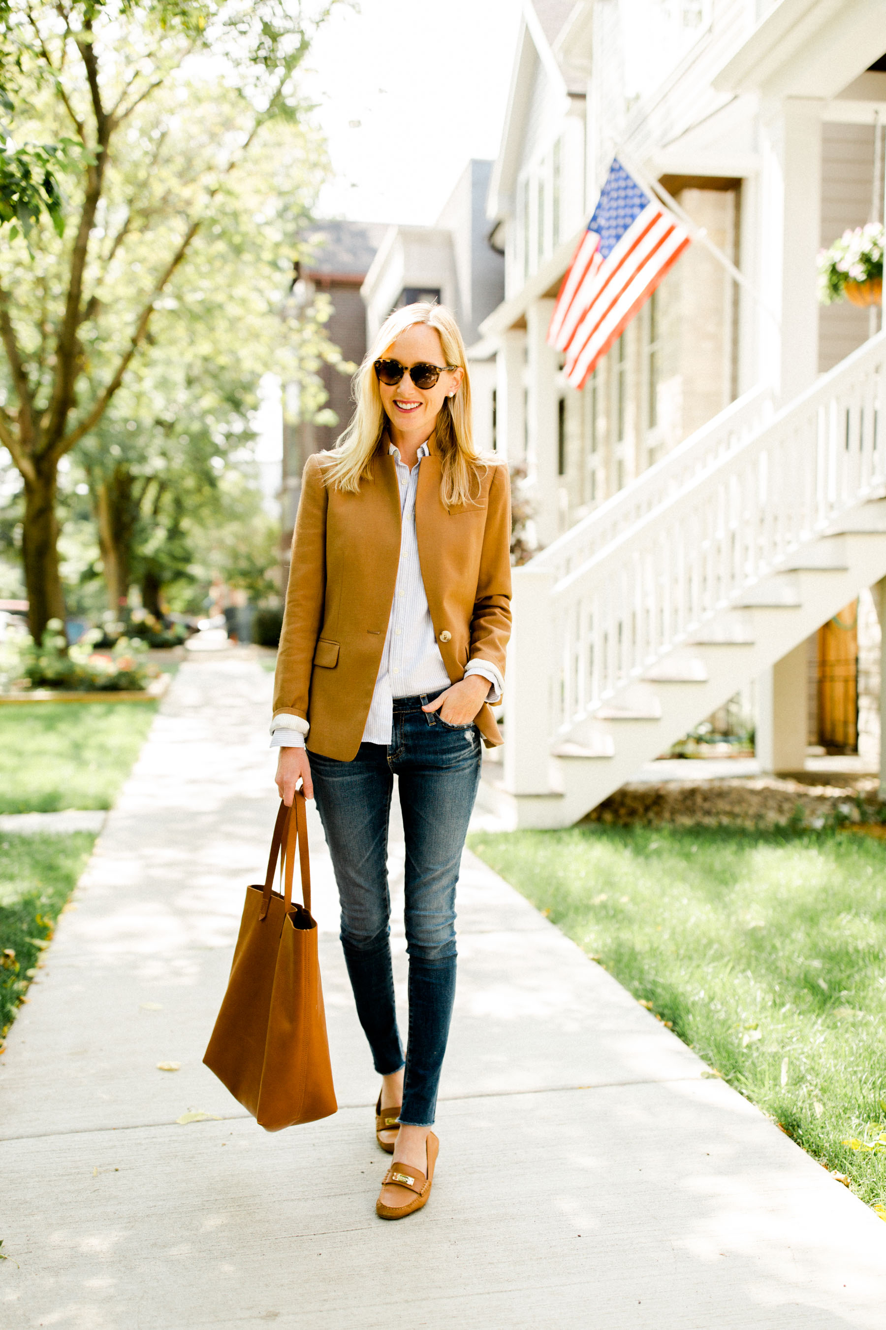 2b07a0e7f32 12 Fall Blazers (  a cry for help.) - Kelly in the City