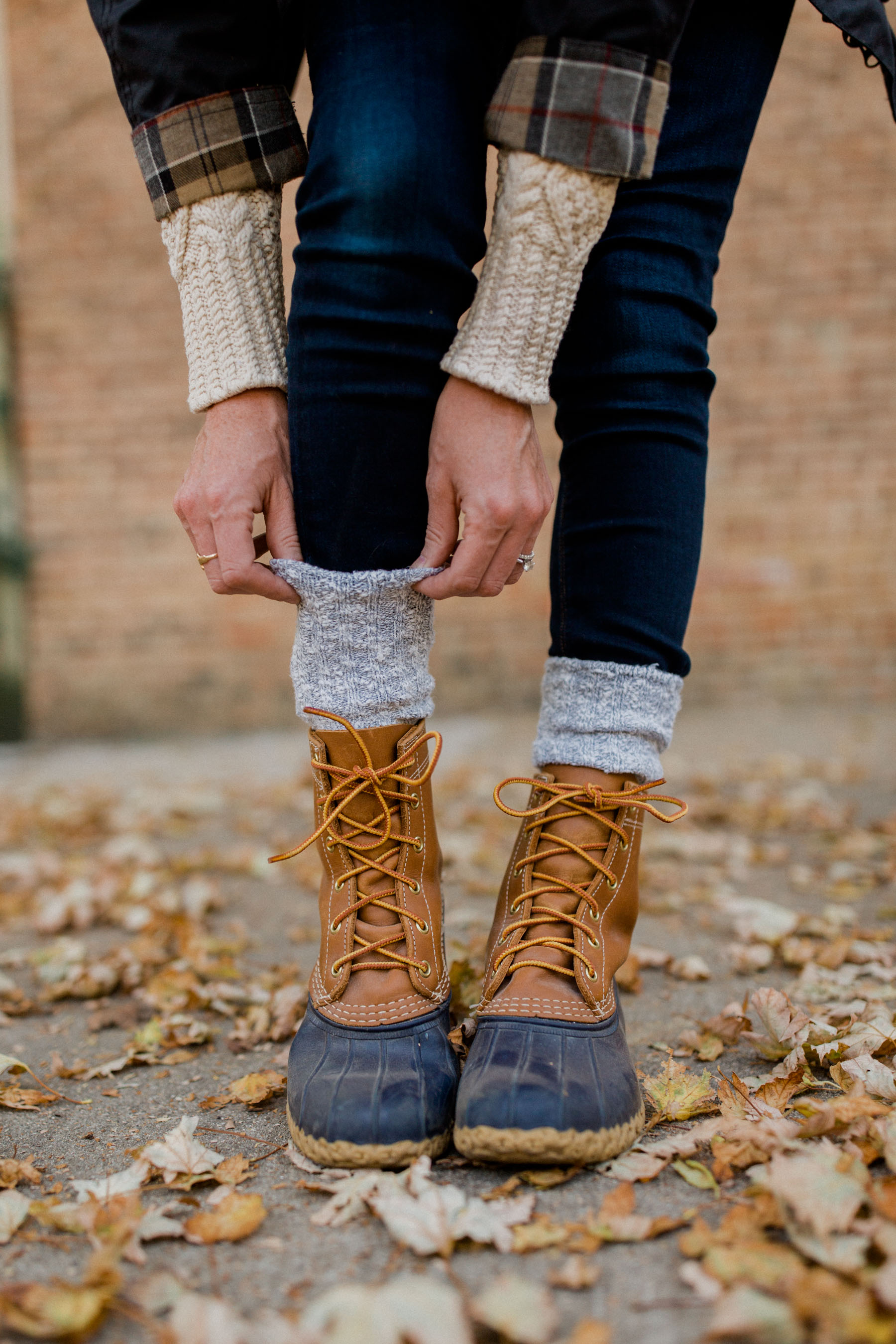 Order Your Bean Boots - Kelly in the City