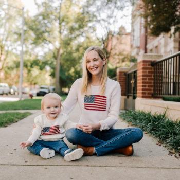 Ralph Lauren American Flag Sweaters