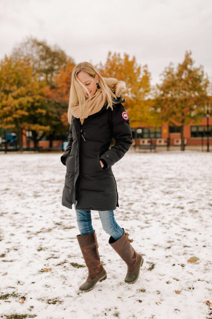 Canada Goose Ebay >> Canada Goose Shelburne Review - Kelly in the City