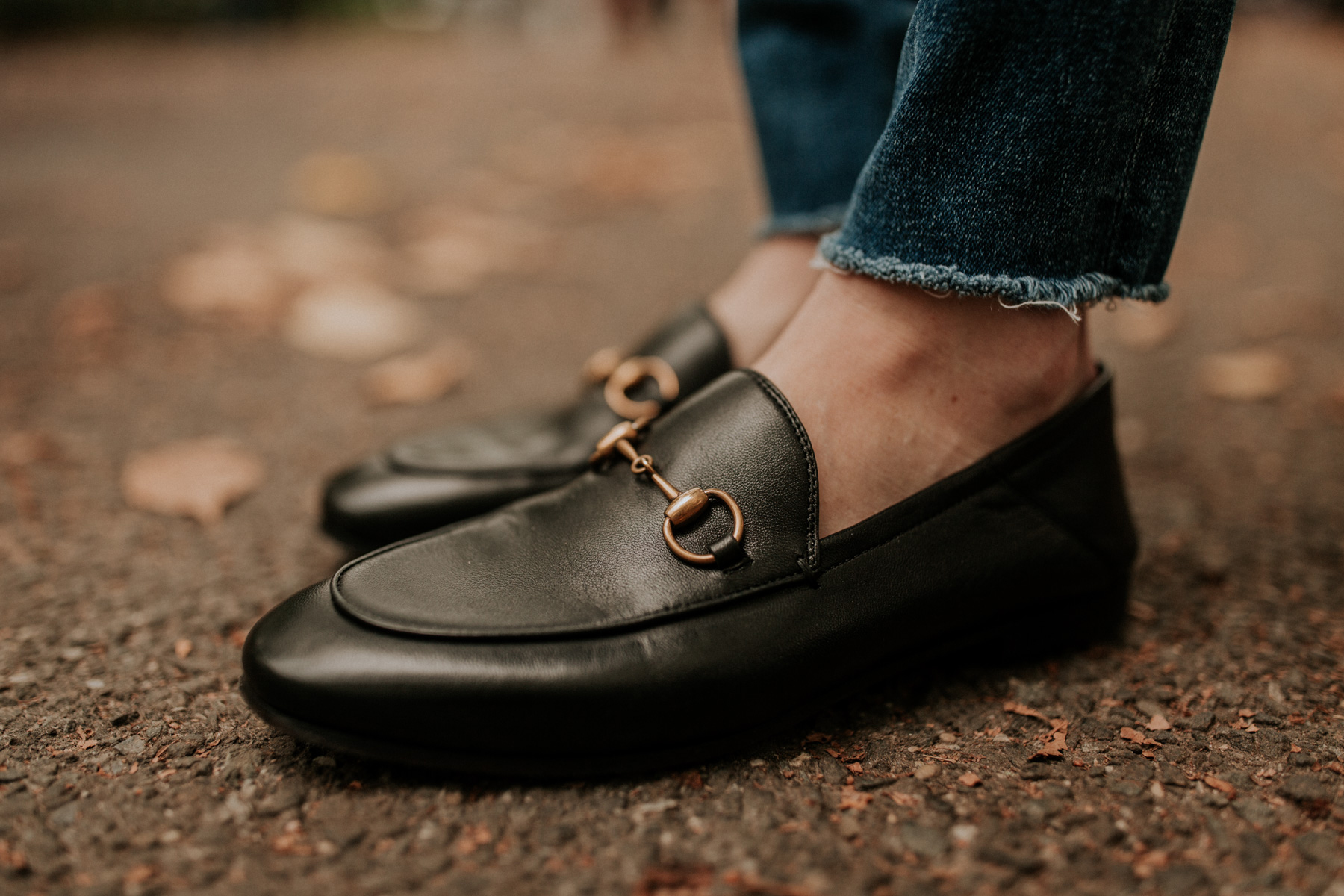 7f36a4a85da Gucci Brixton Loafer Review (  Alternatives) - Kelly in the City