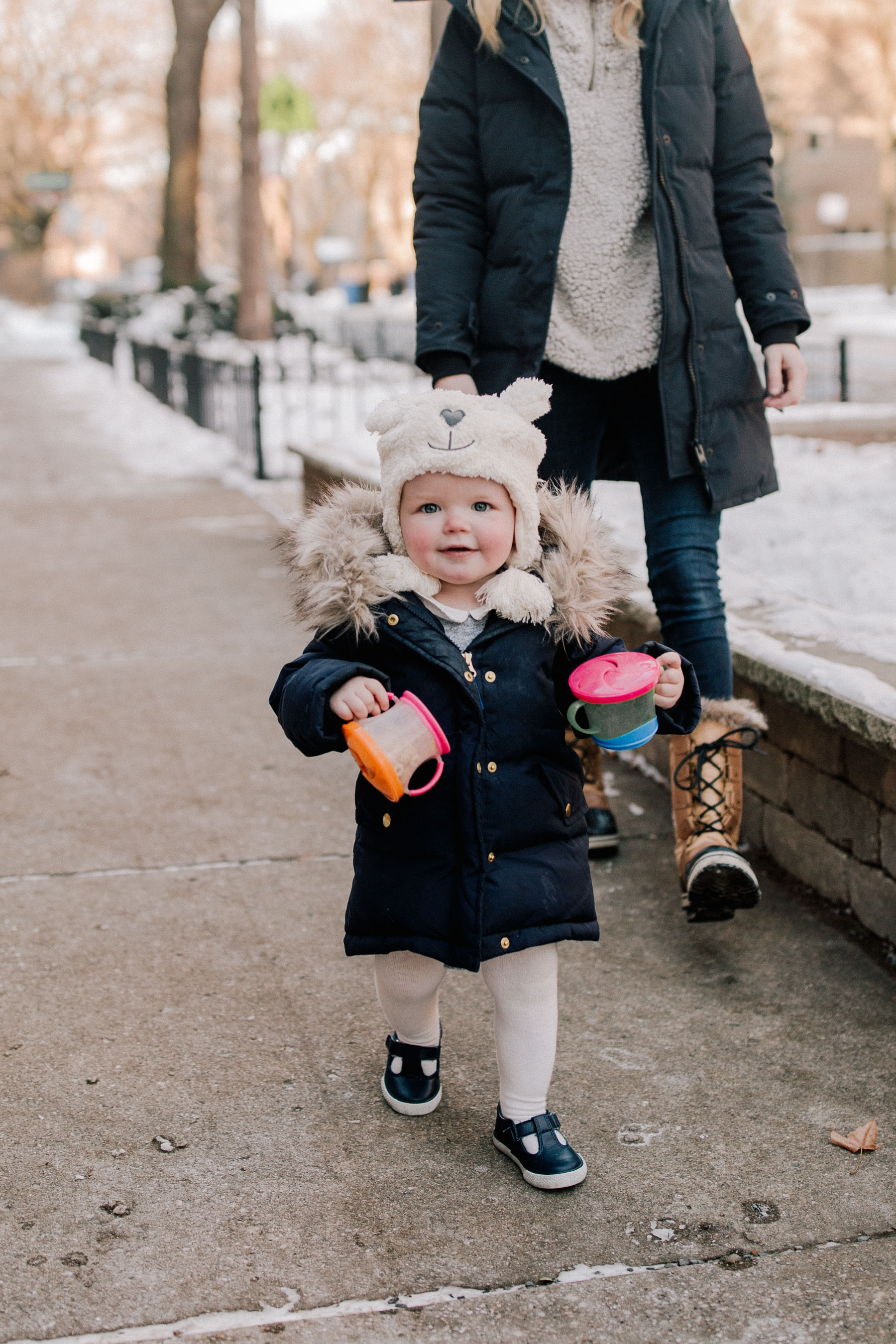 Winter Clothes For A Toddler