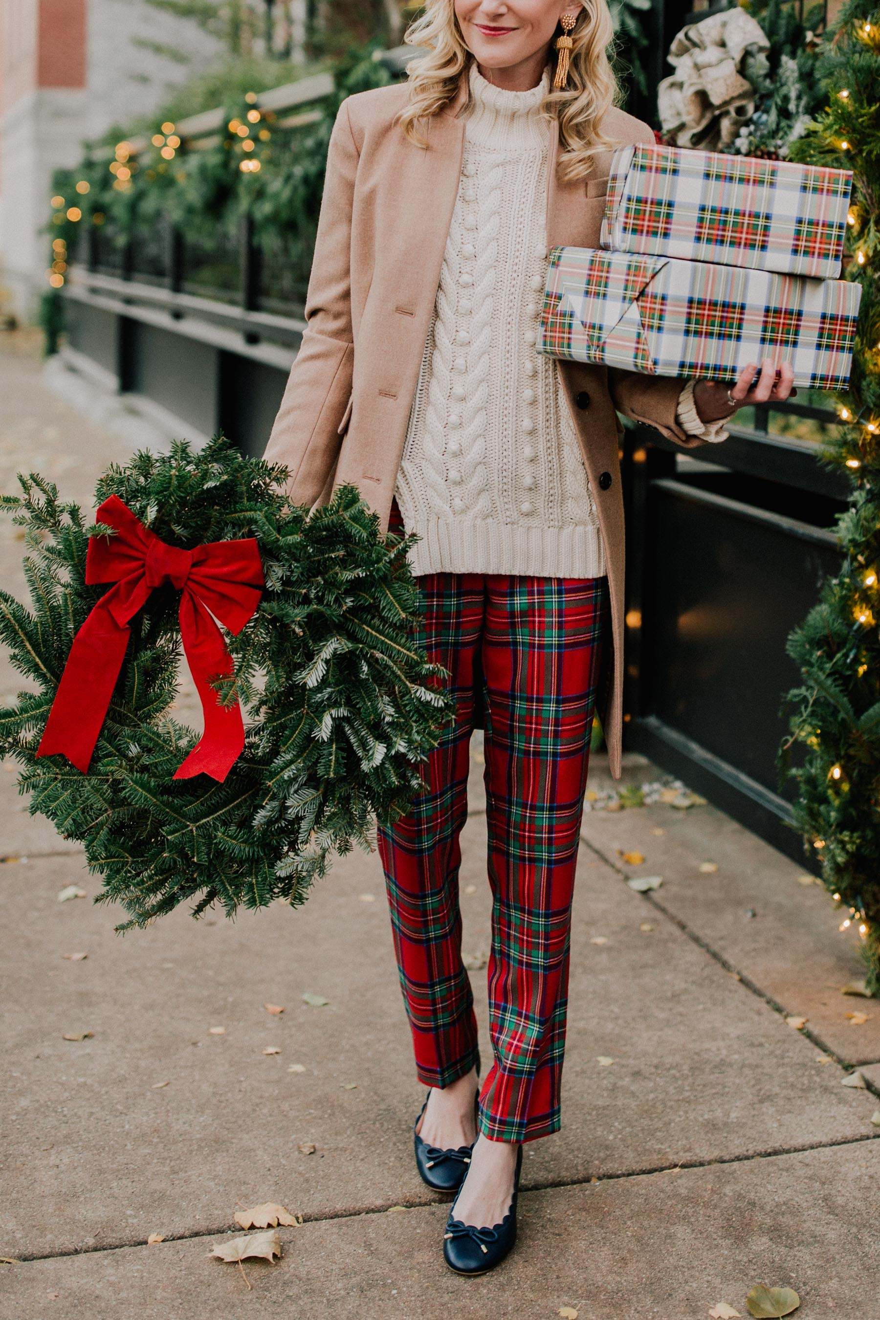 Vineyard Vines Christmas 2019.Plaid On Sale Kelly In The City