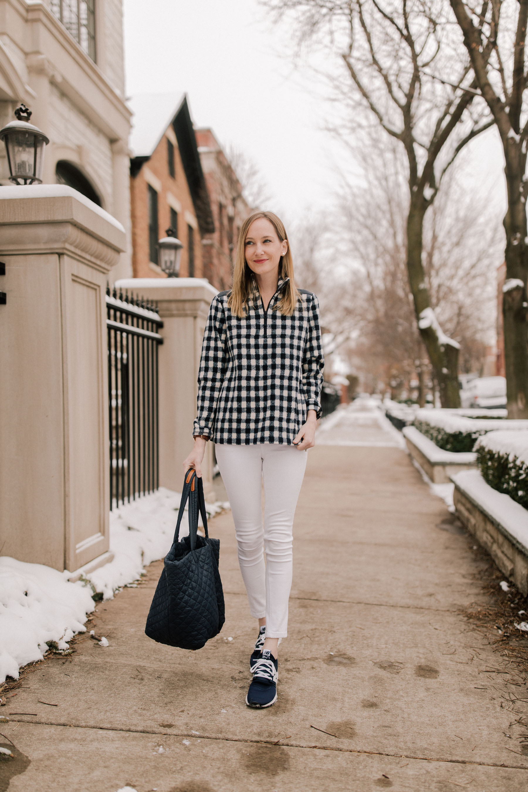 Gingham Travel Outfit Get These Gingham Outfits Details