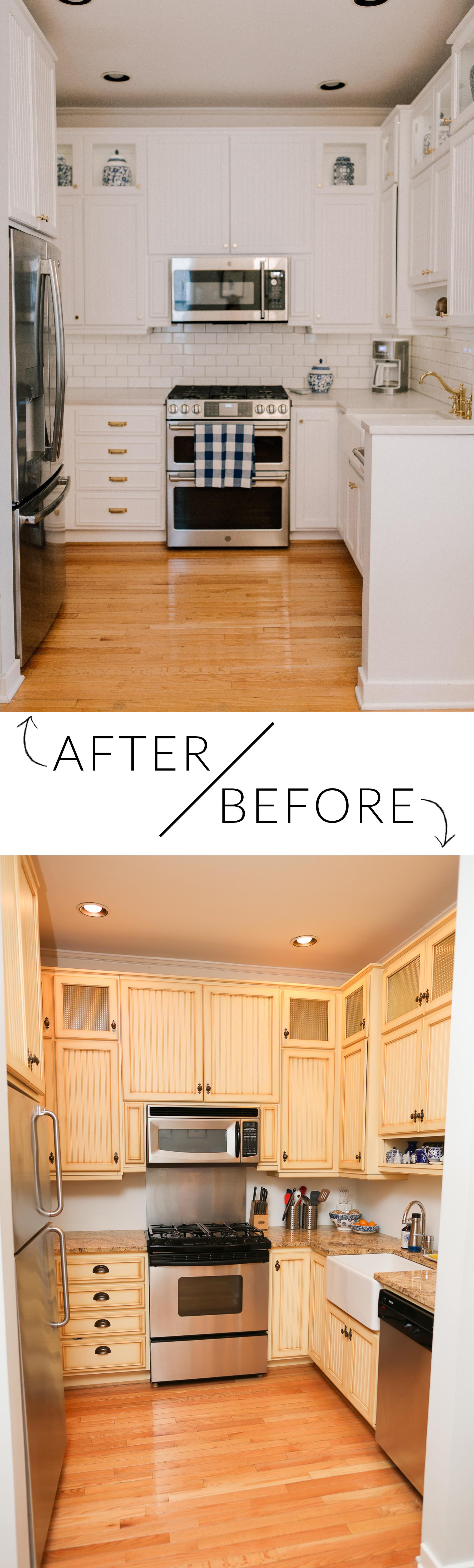 Preppy Kitchen Renovation