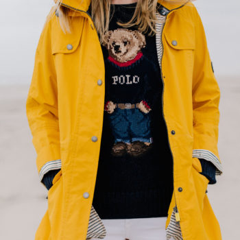 Ralph Lauren Teddy Bear Sweater