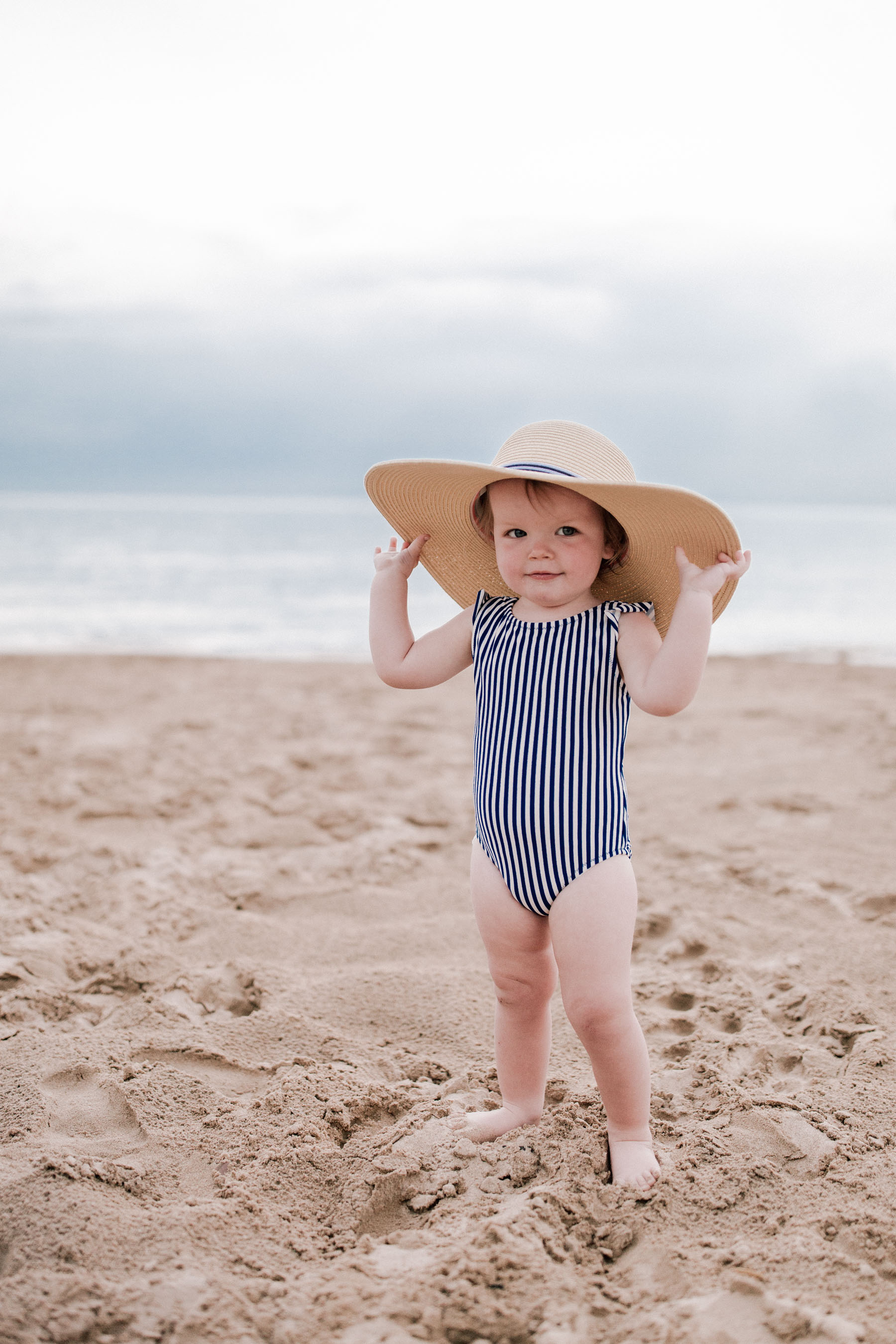 Toddler Swimwear: Beach Night