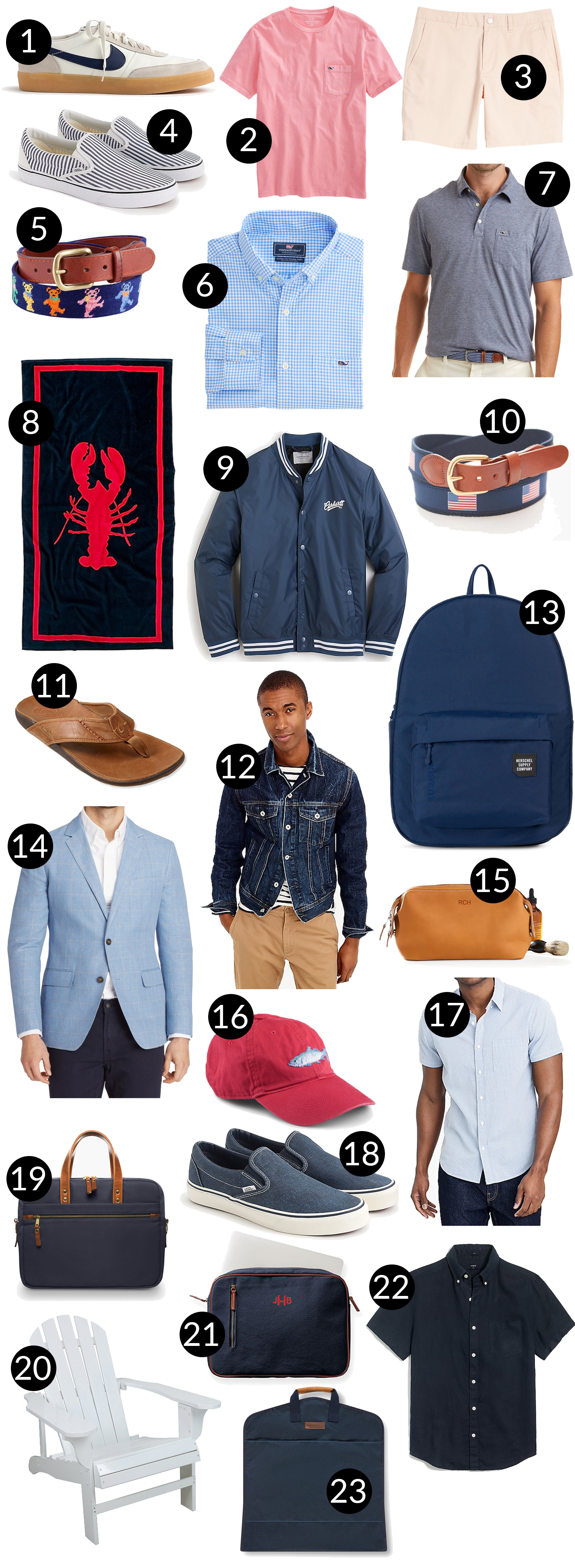 Mitch's Father's Day Gift Guide - Kelly in the City
