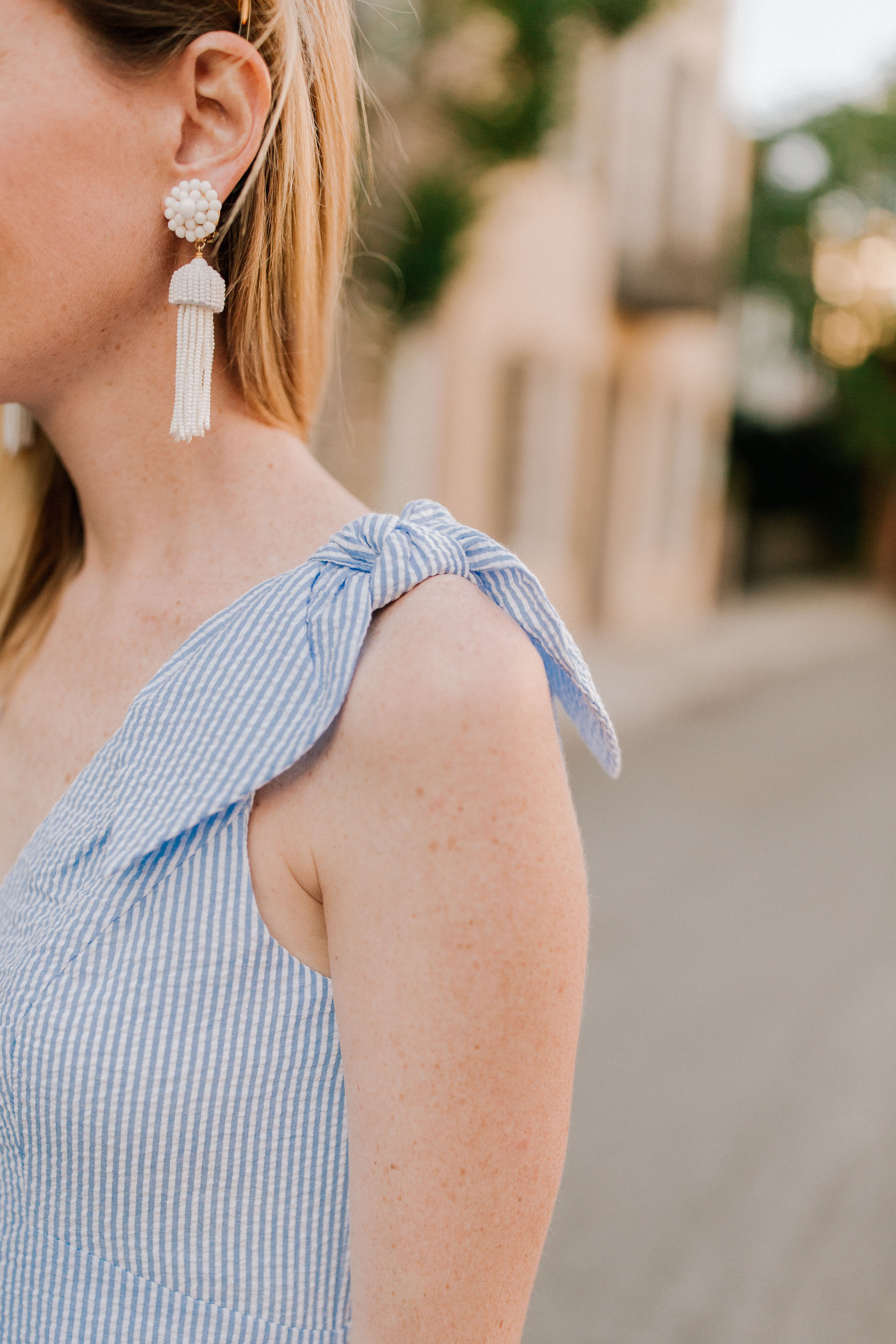 Trunk Club Preppy Earrings