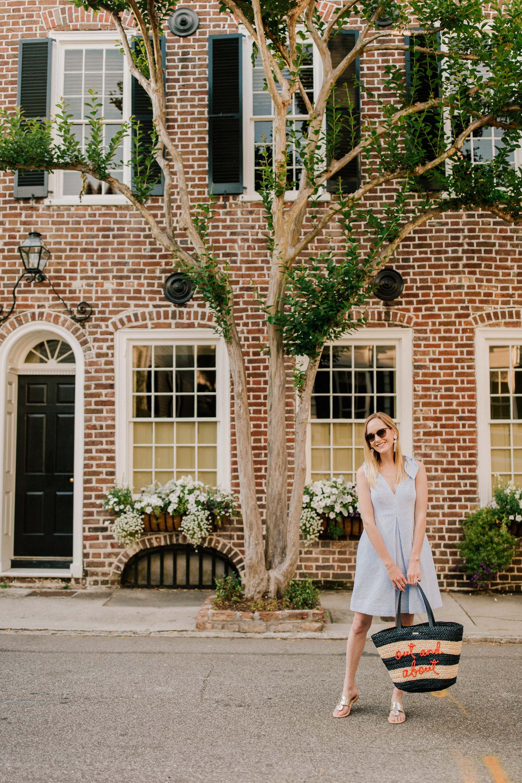 Stress Free Travel Wardrobe: Kelly in the City