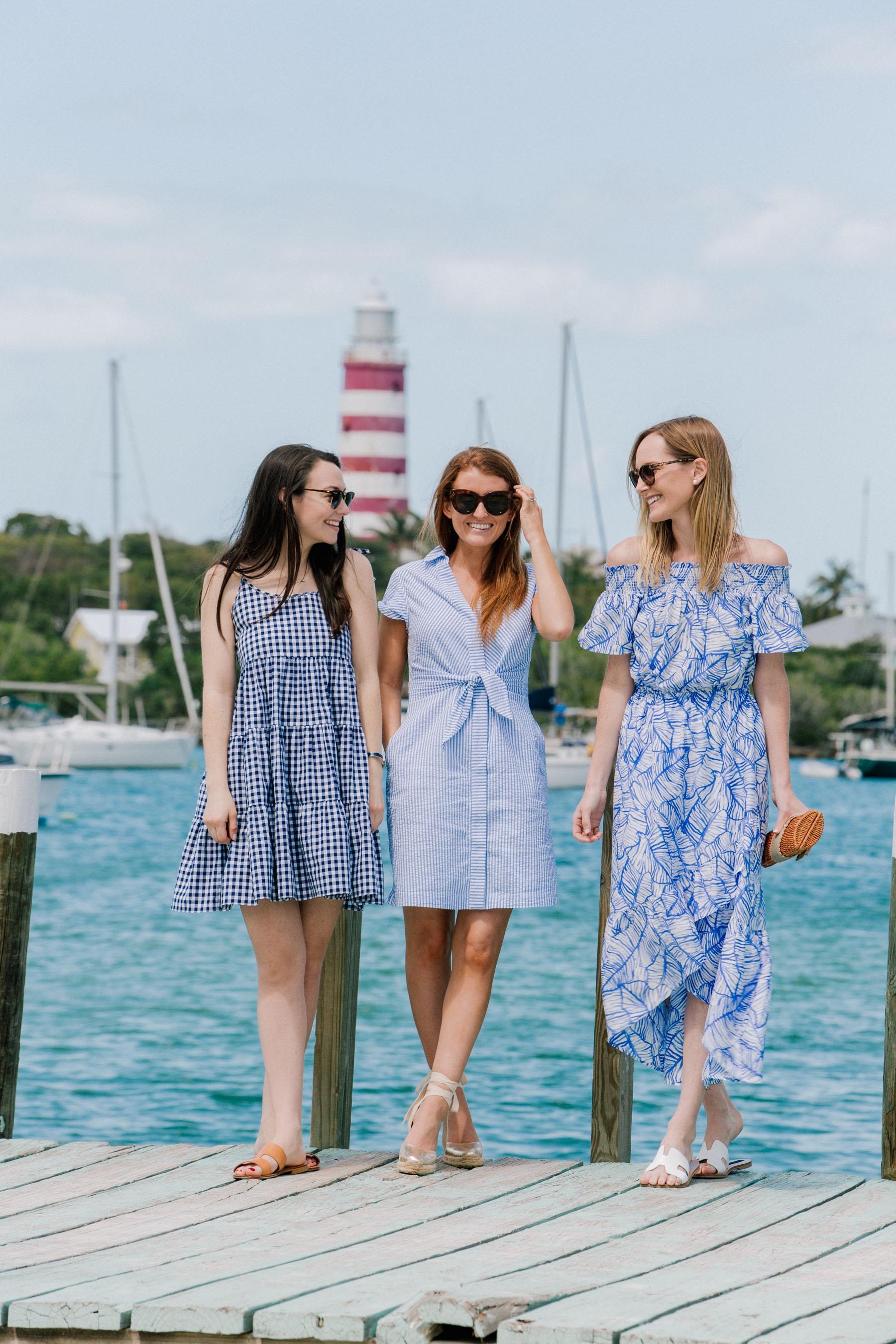 Hope Town Harbor - dresses
