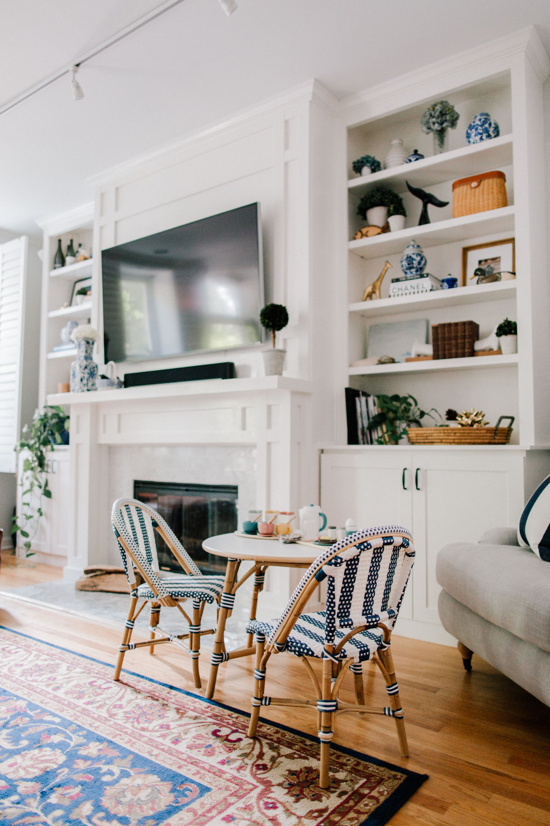 Living Room Renovation | Kelly in the City