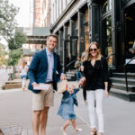 family night in New York - Larkin family - Kelly in the city