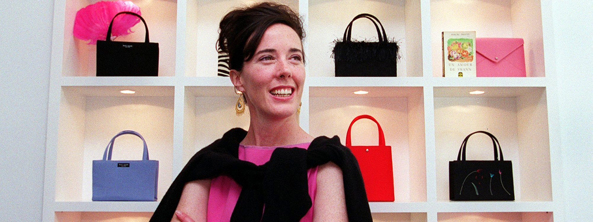 Kate Spade - Kelly In the City
