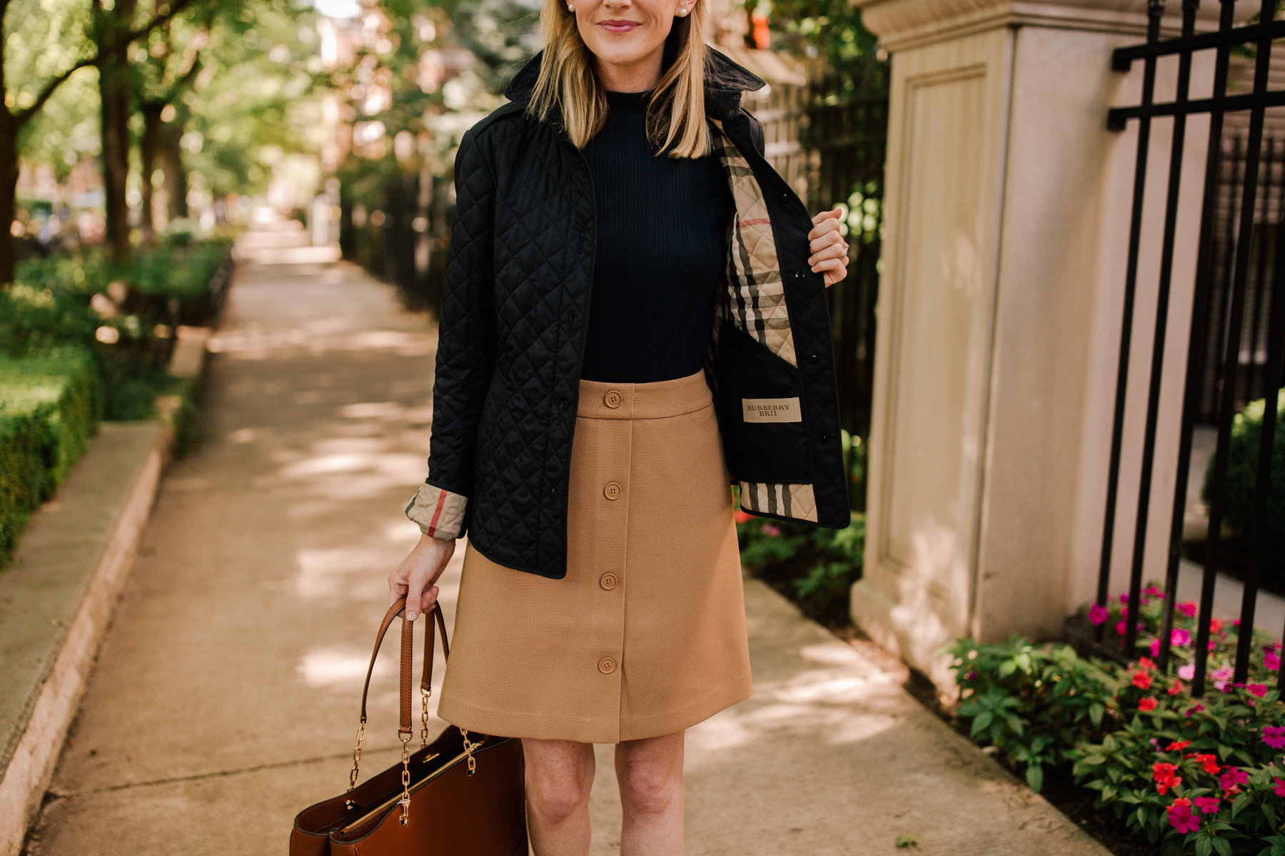 Burberry Jacket On Sale Kelly In The City Bloglovin - Fake invoice maker burberry outlet online store