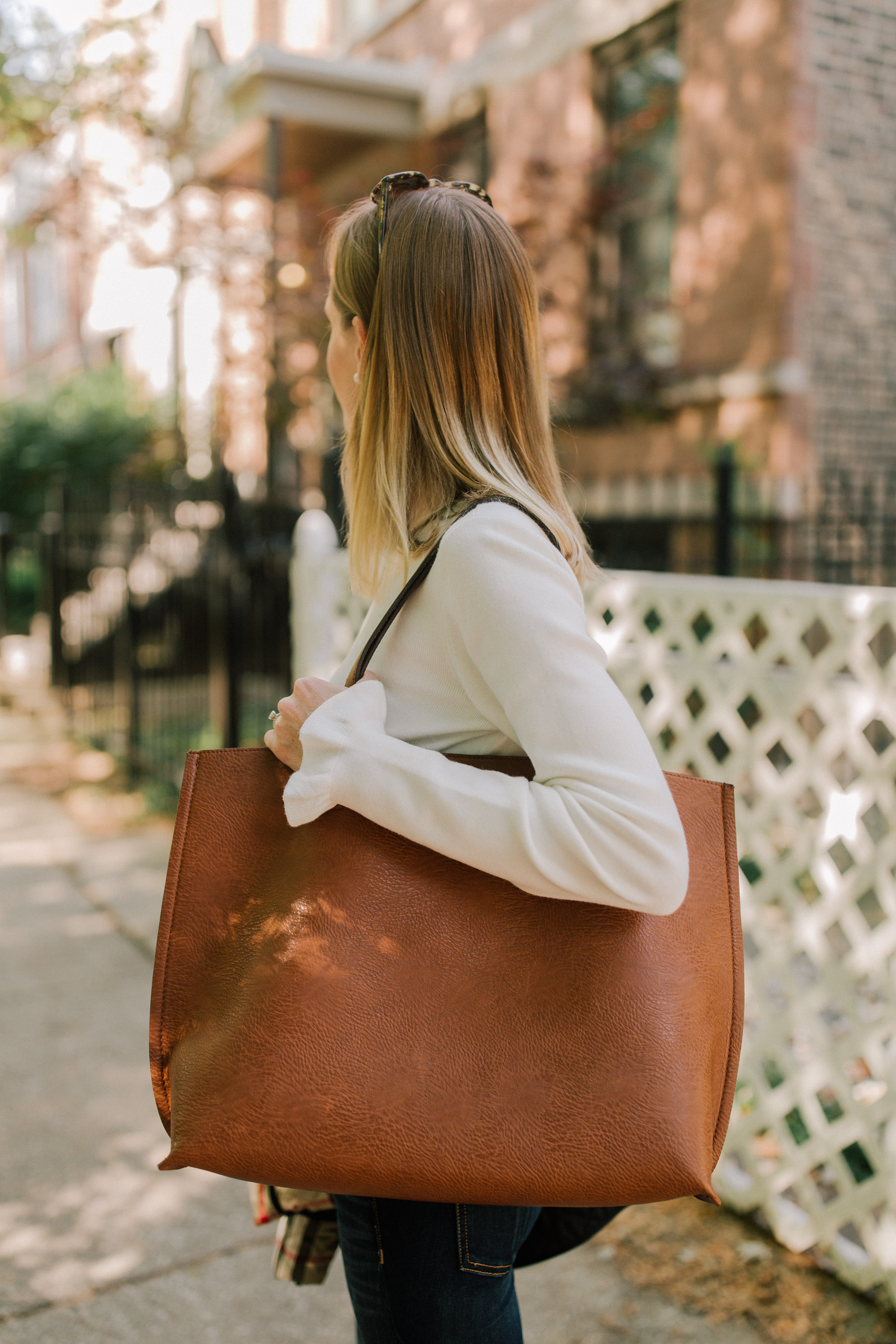 Tote  | Kelly in the City