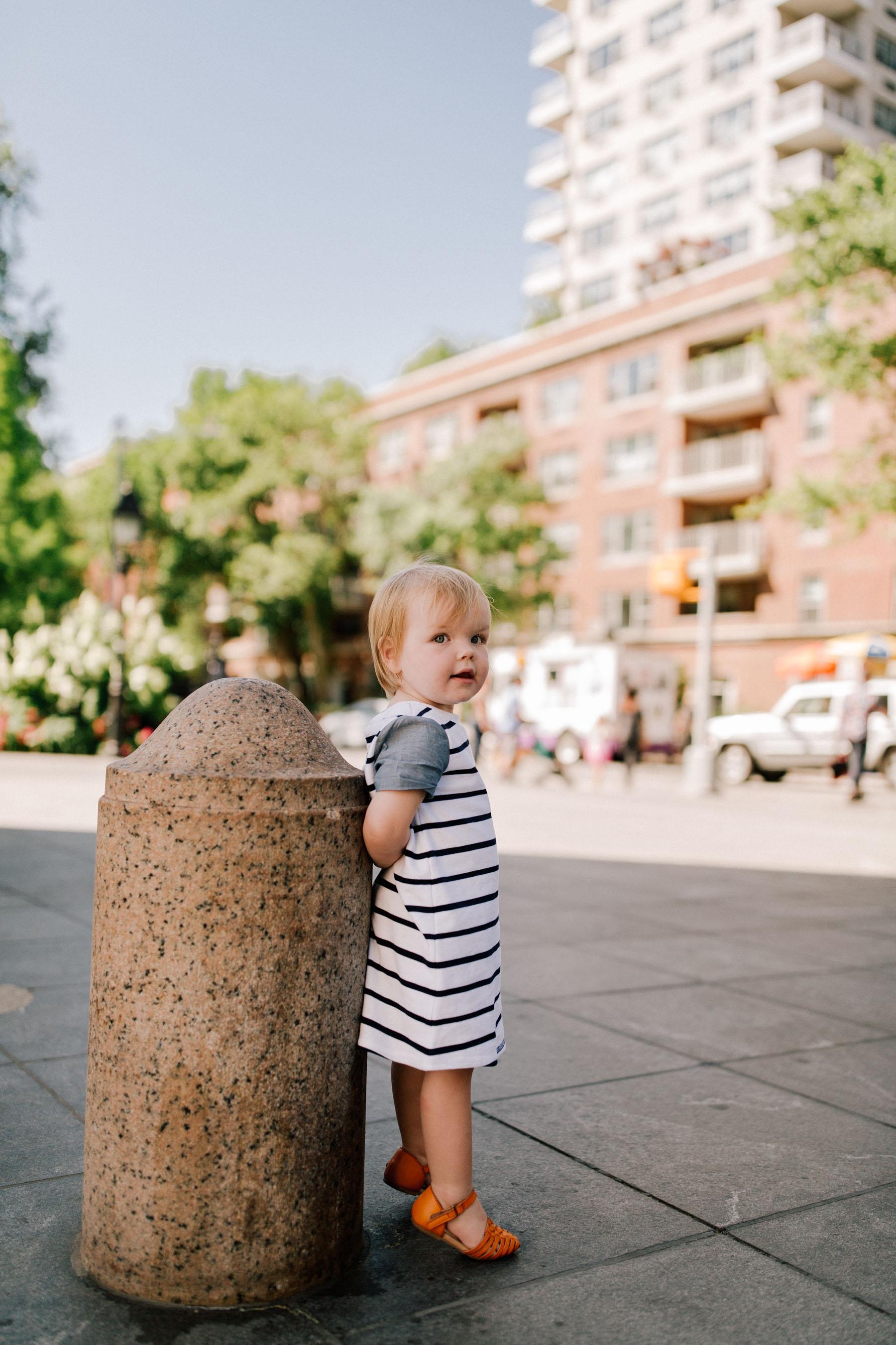 Huarache Sandals/Gap Kids Dress