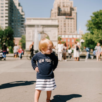 Little Girl, Big City