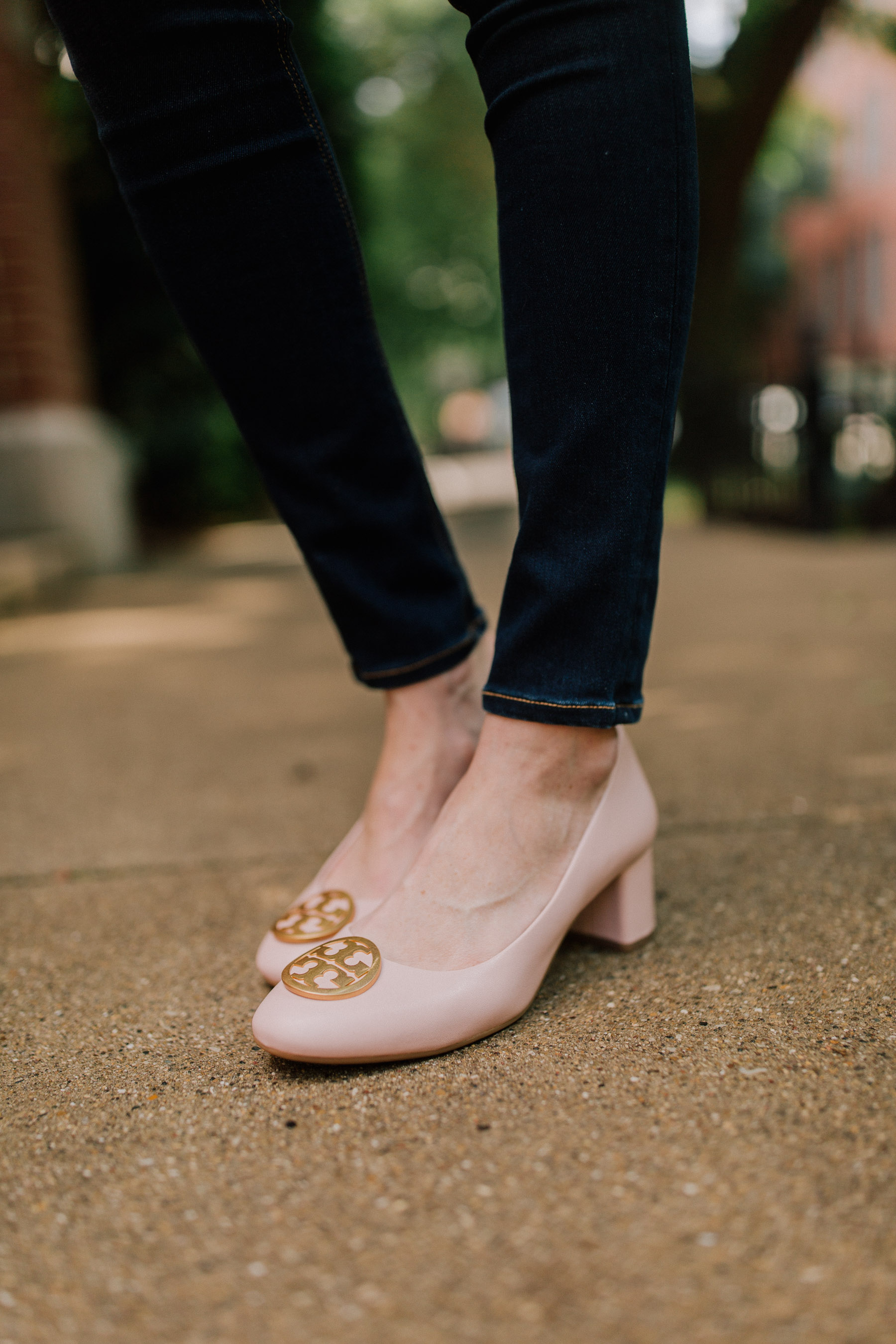 Tory Burch Benton Pump