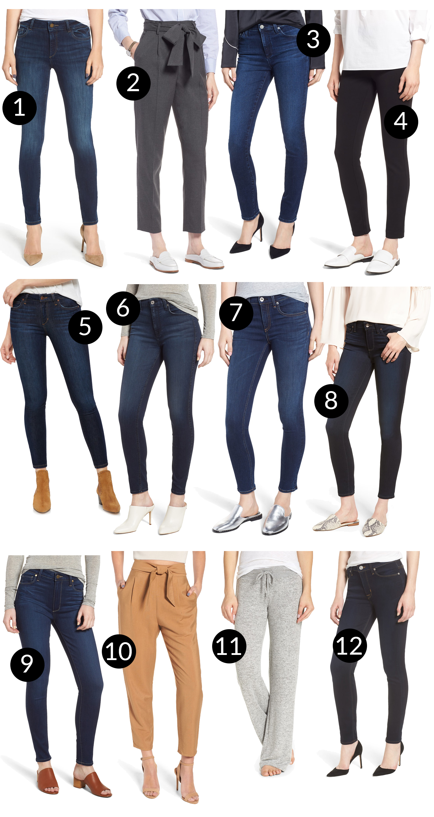 LIVE: Nordstrom Anniversary Sale pants